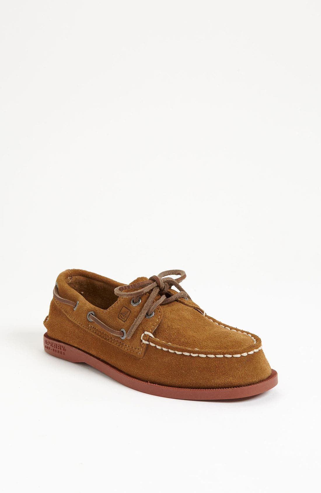 Main Image - Sperry Top-Sider® 'Authentic Original' Boat Shoe (Walker, Toddler, Little Kid & Big Kid)