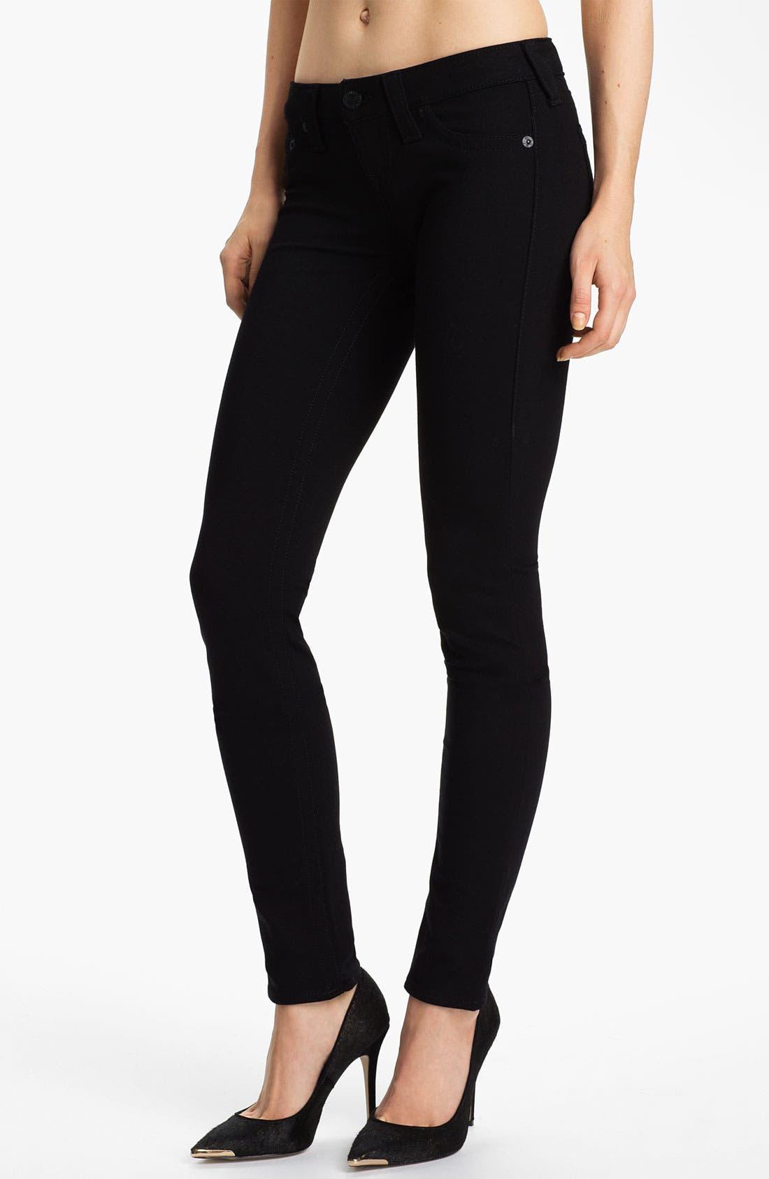 Alternate Image 1 Selected - True Religion Brand Jeans 'Stella' Stretch Ponte Knit Pants