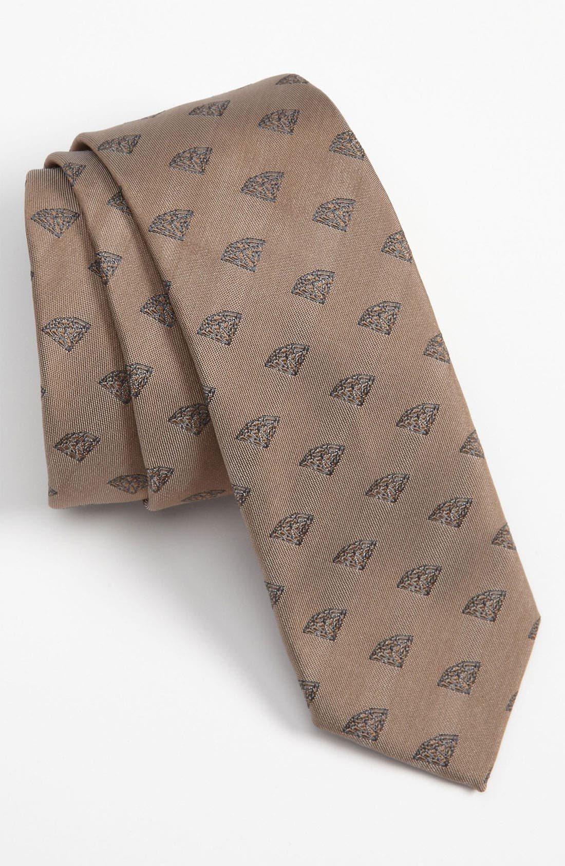Alternate Image 1 Selected - Topman Pattern Tie