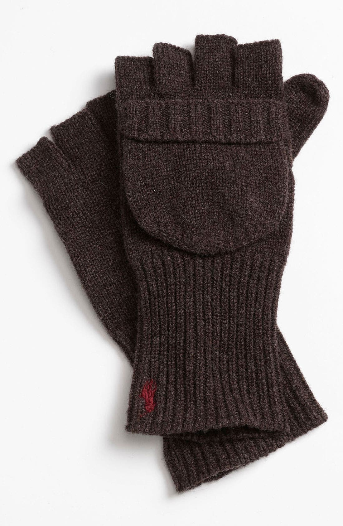 Alternate Image 1 Selected - Polo Ralph Lauren Convertible Gloves
