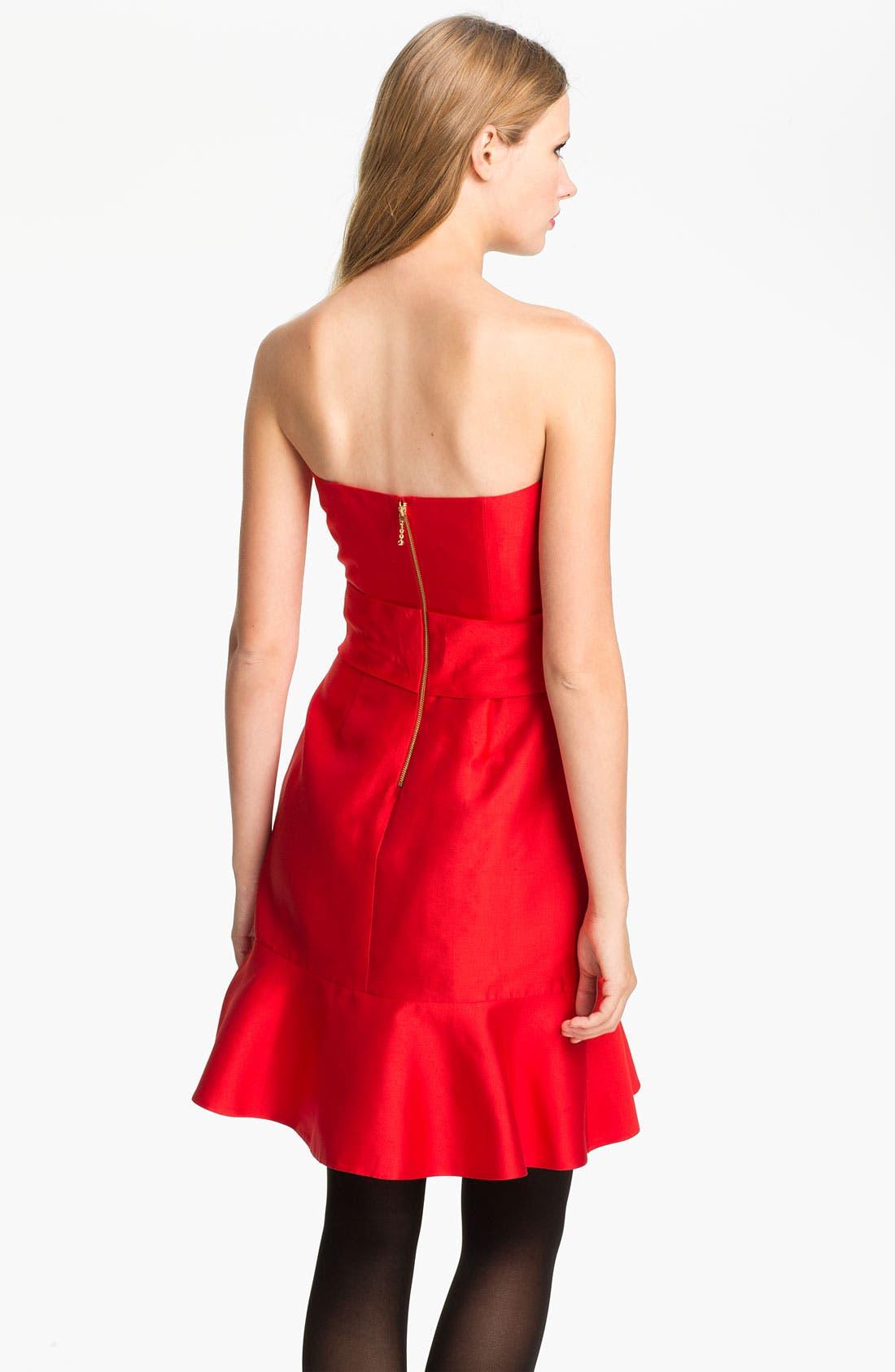 Alternate Image 2  - kate spade new york 'justina' silk blend sheath dress
