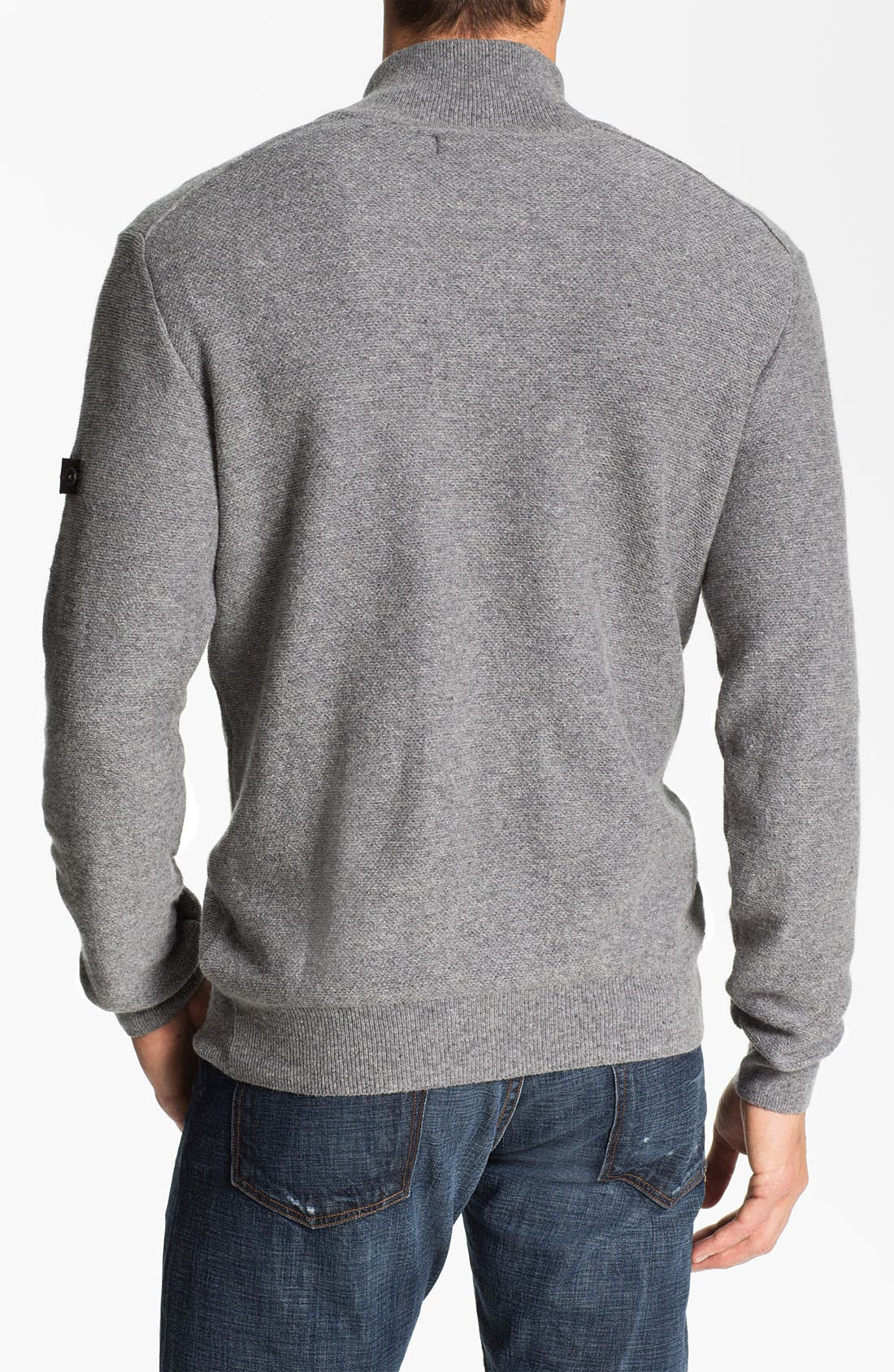 Alternate Image 2  - Ben Sherman Mock Neck Sweater