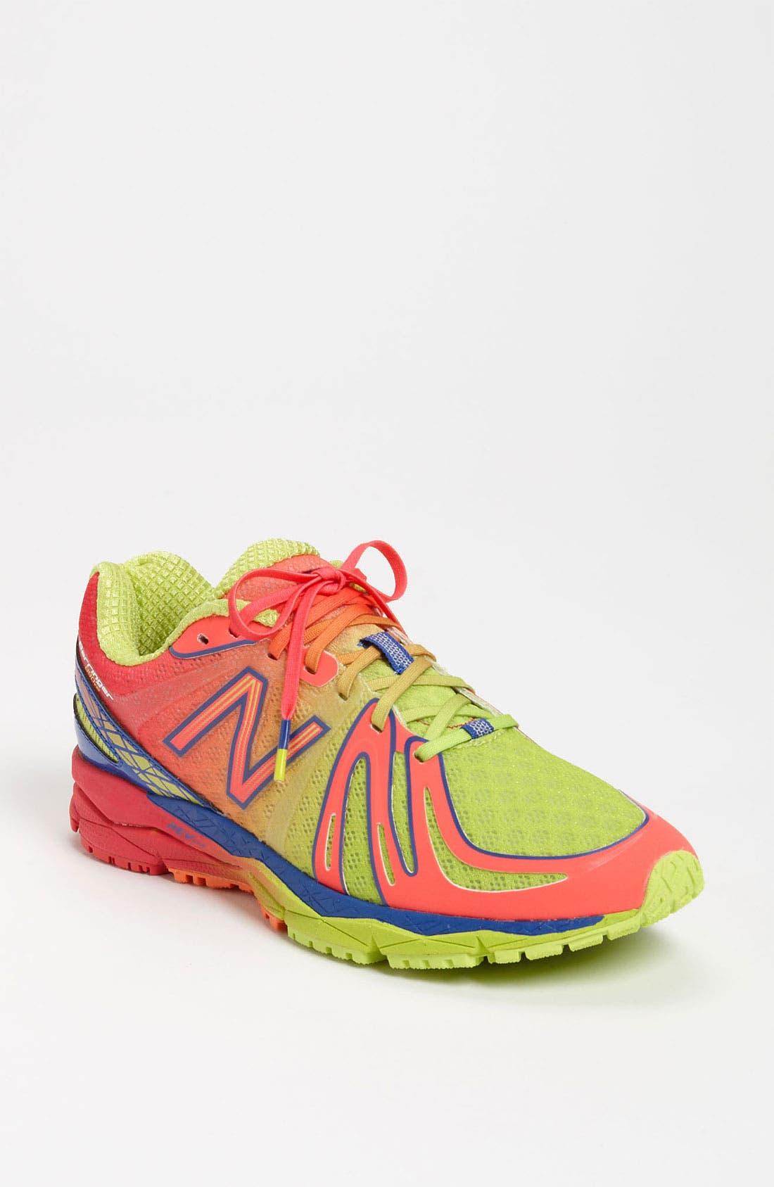 Alternate Image 1 Selected - New Balance '890' Rainbow Running Shoe (Women)