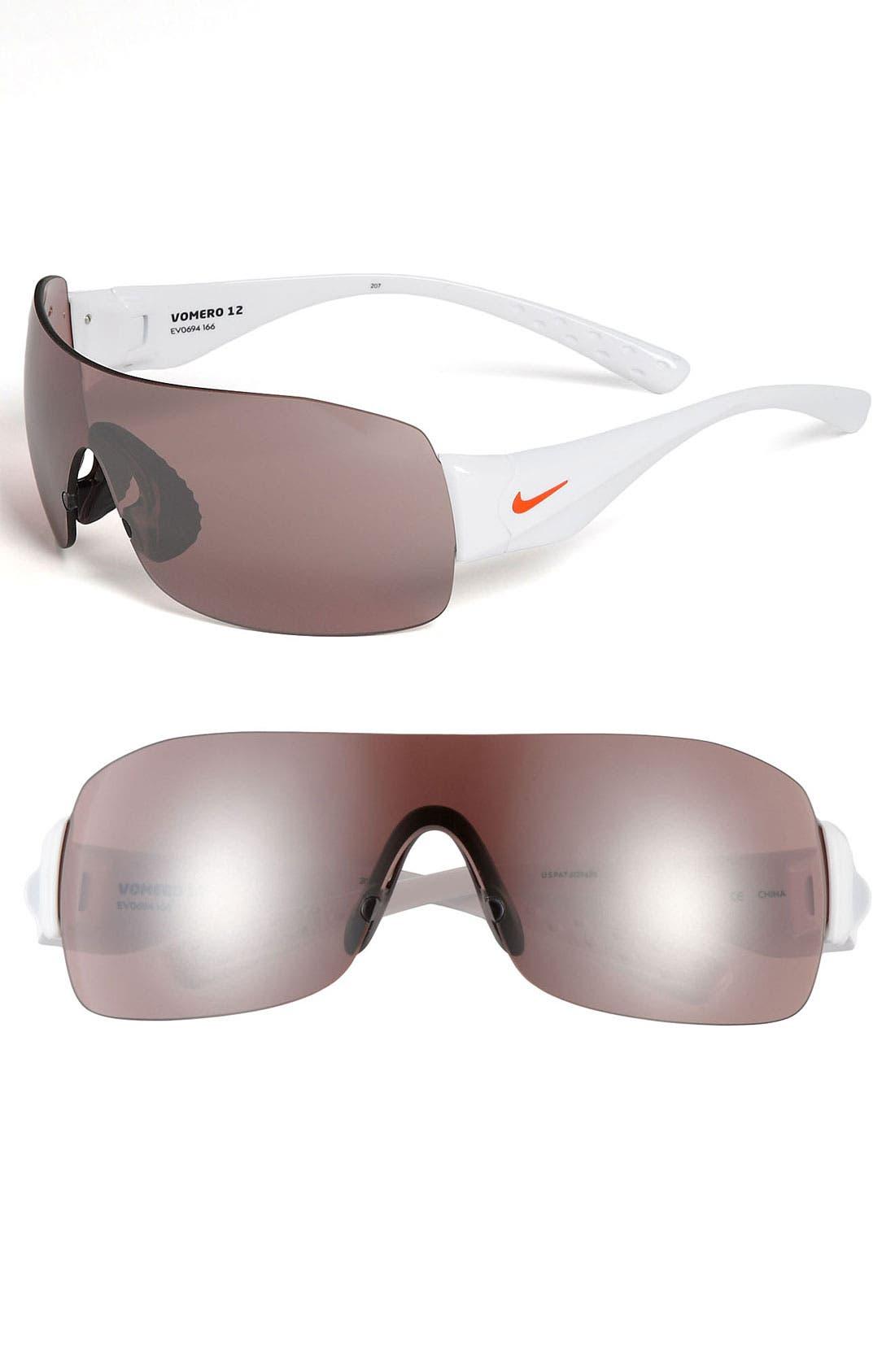 Alternate Image 1 Selected - Nike 'Vomero 12.E' 59mm Sunglasses