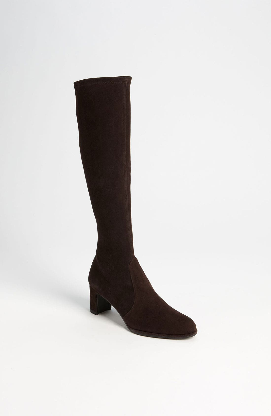 Alternate Image 1 Selected - Stuart Weitzman 'Chicboot' Stretch Boot