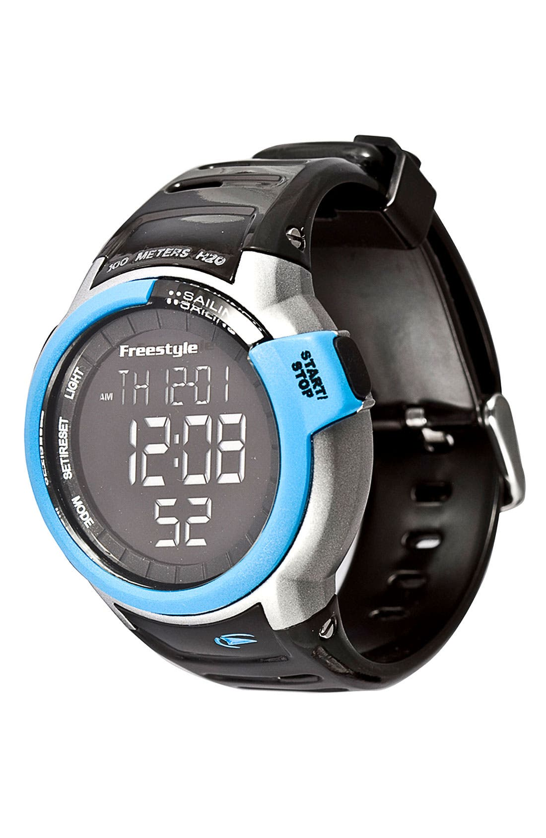 Main Image - Freestyle 'Mariner' Digital Sport Watch, 46mm