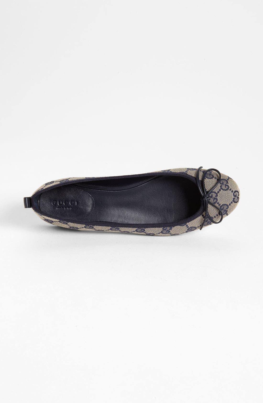 Alternate Image 3  - Gucci 'Ali' Ballet Flat