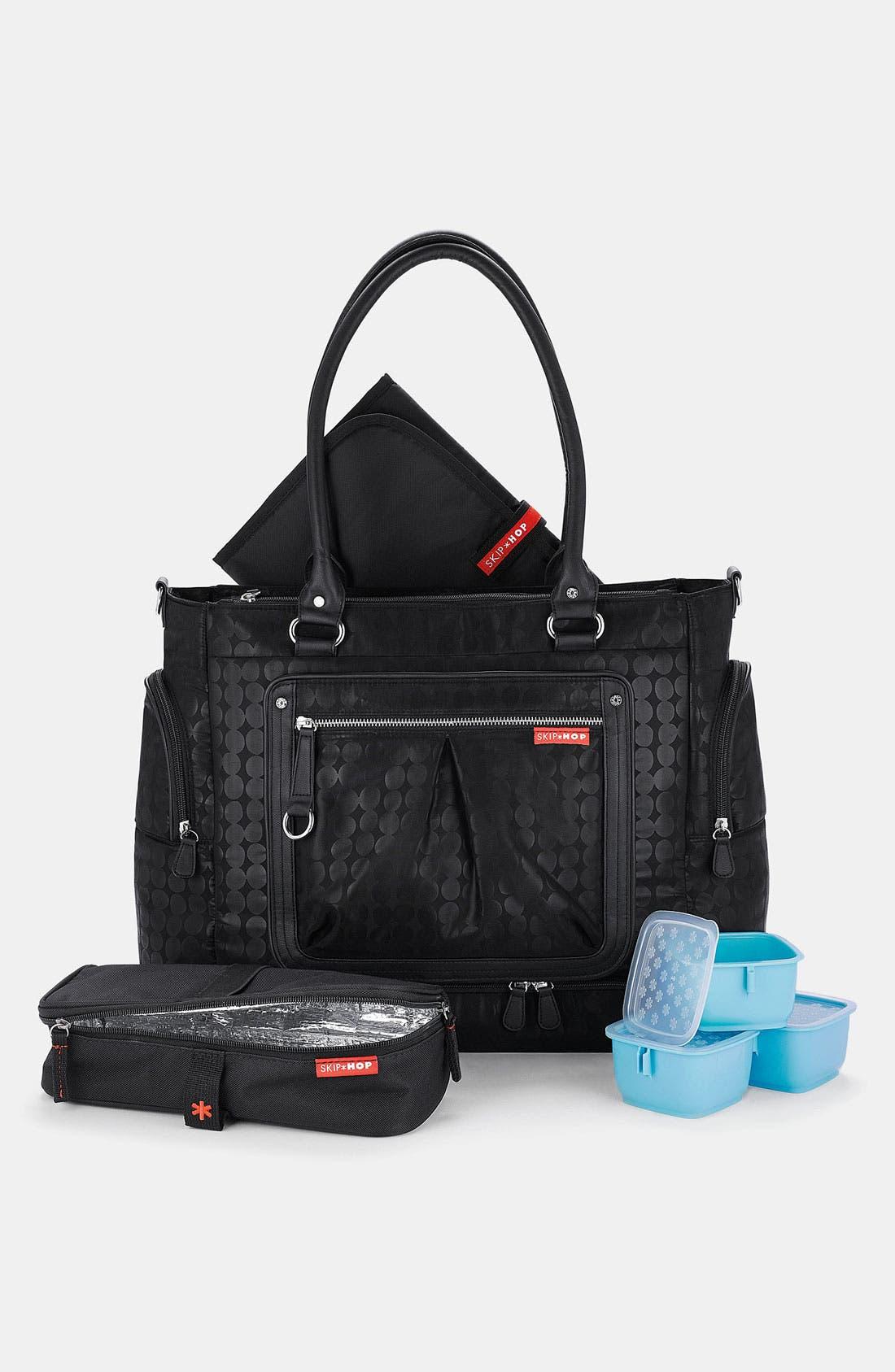 Alternate Image 5  - Skip Hop 'Lady Bento' Diaper Bag
