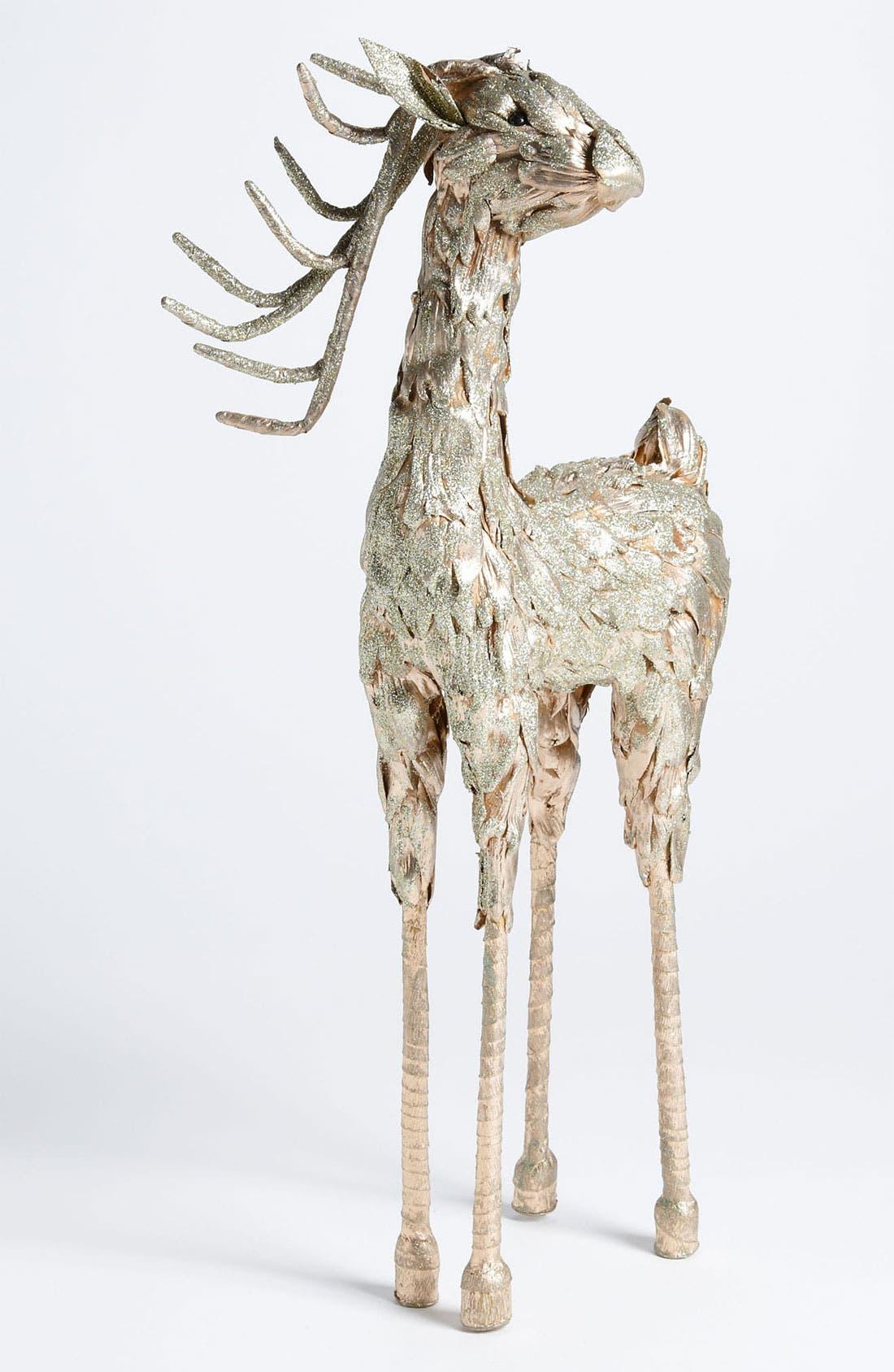 Main Image - Jim Marvin 'Standing Reindeer' Figurine