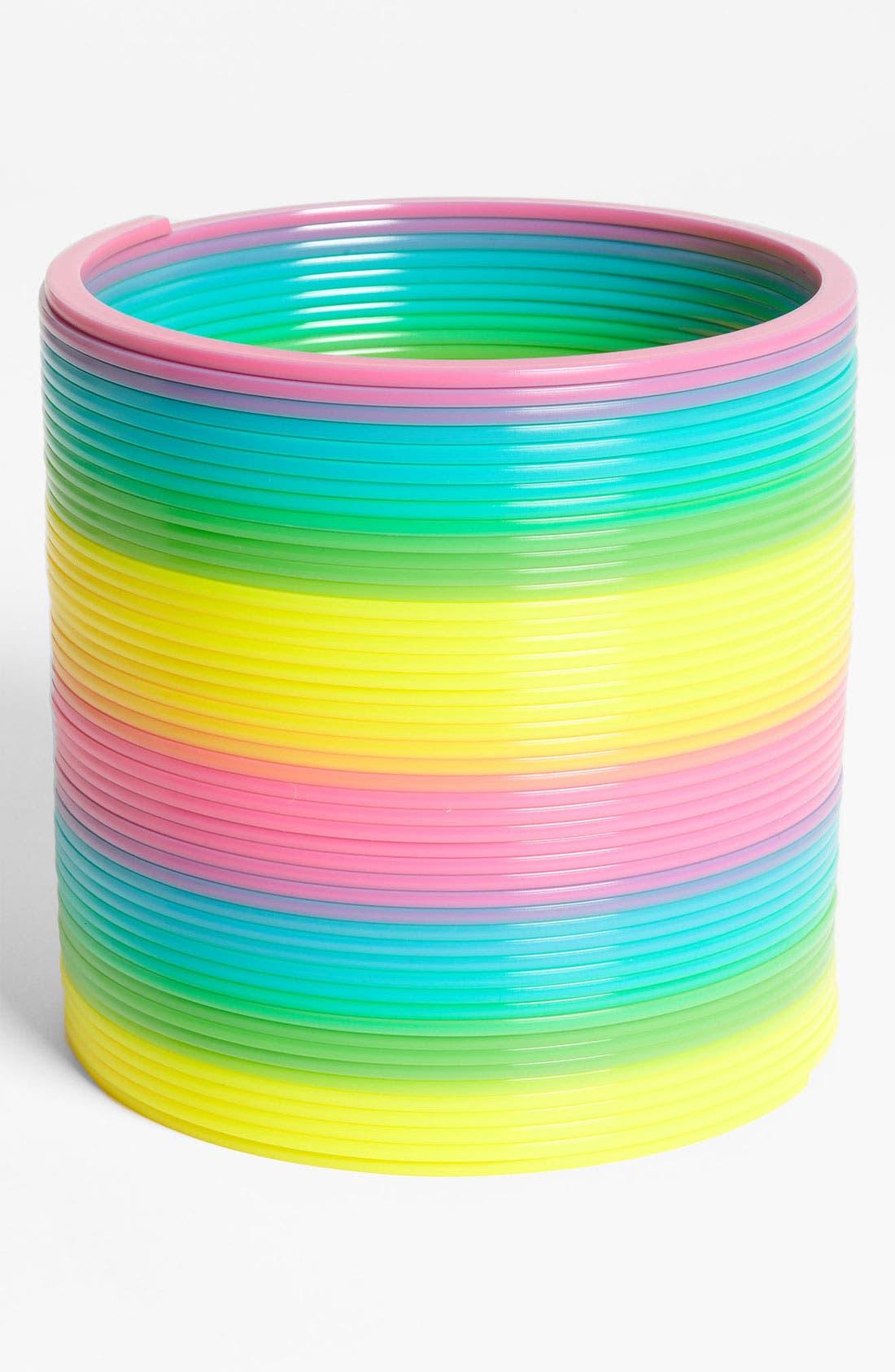 Alternate Image 2  - Master Toys Jumbo Rainbow Slinky