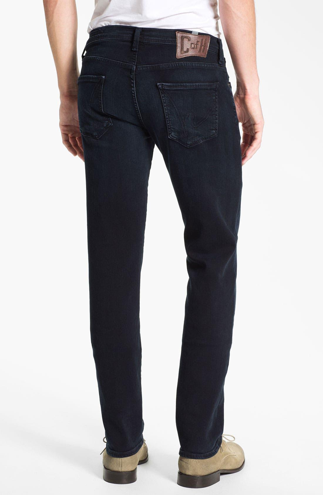 Alternate Image 2  - Citizens of Humanity 'Adonis' Comfort Slim Fit Jeans (Walker Blue)