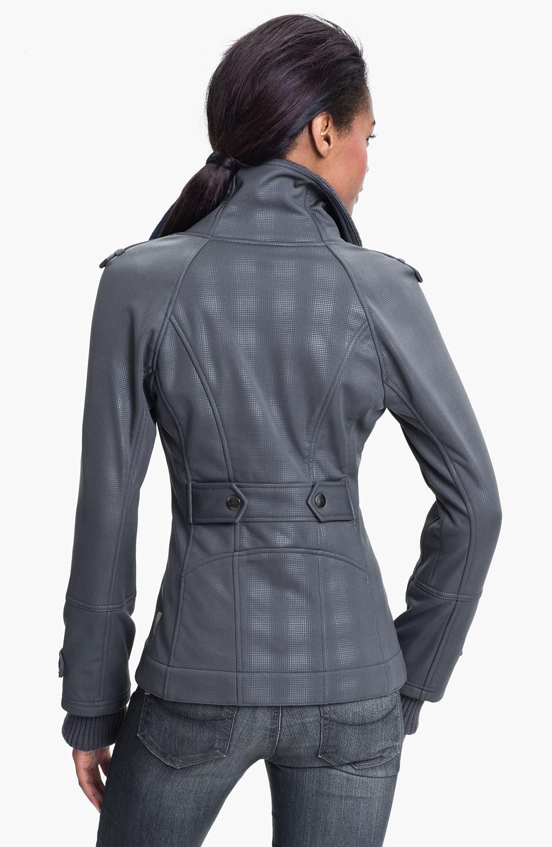 Alternate Image 2  - Zella Soft Shell Jacket