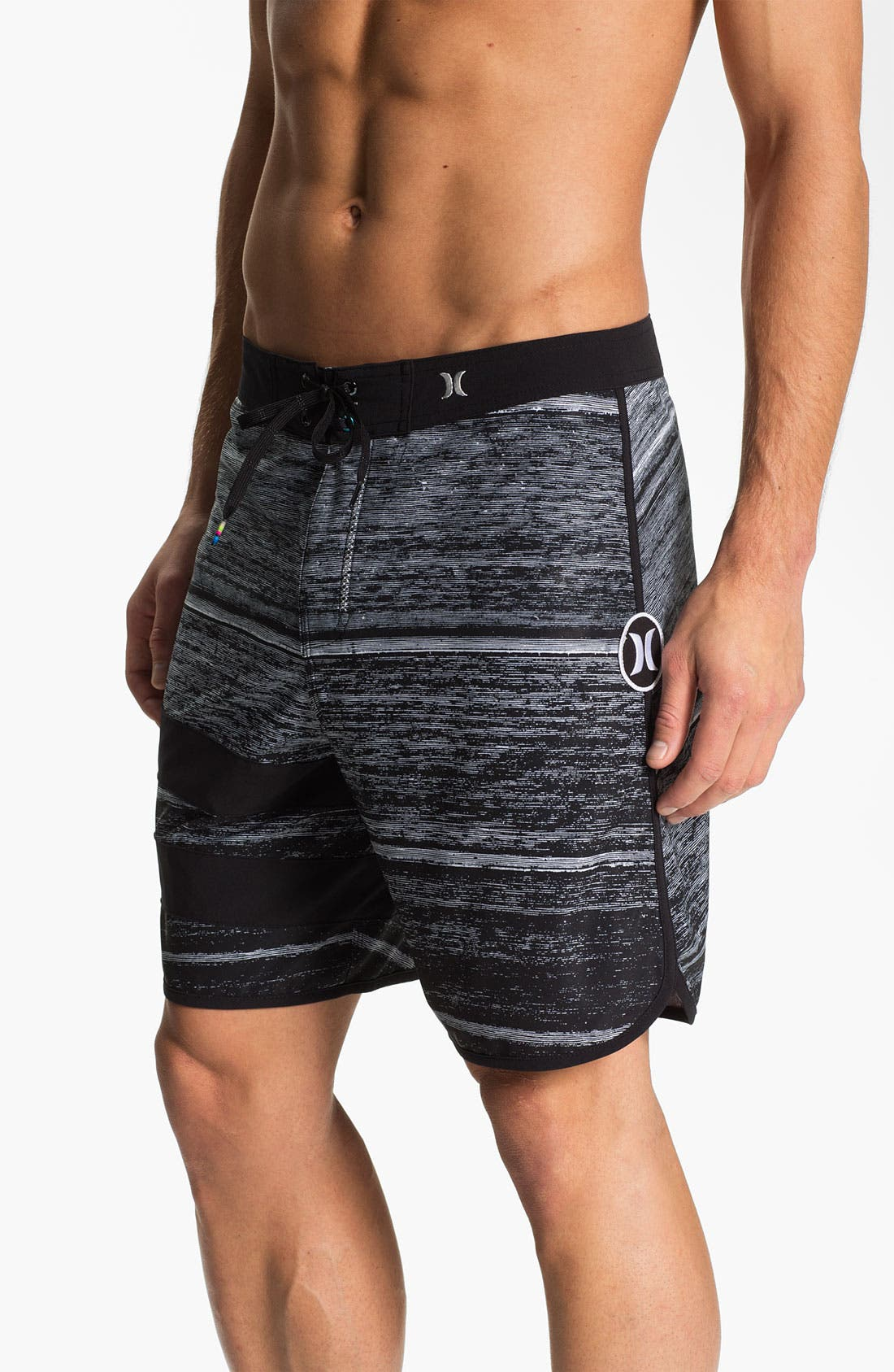 Main Image - Hurley 'Phantom 60 Block Party Groove' Board Shorts