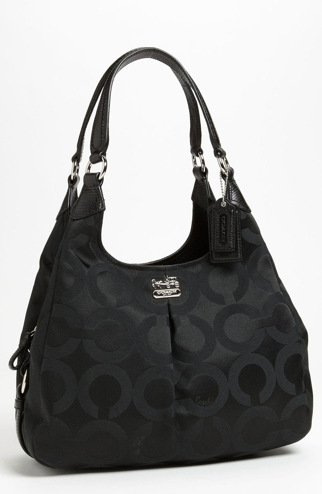 'Madison - Maggie' Hobo,                         Main,                         color, Black