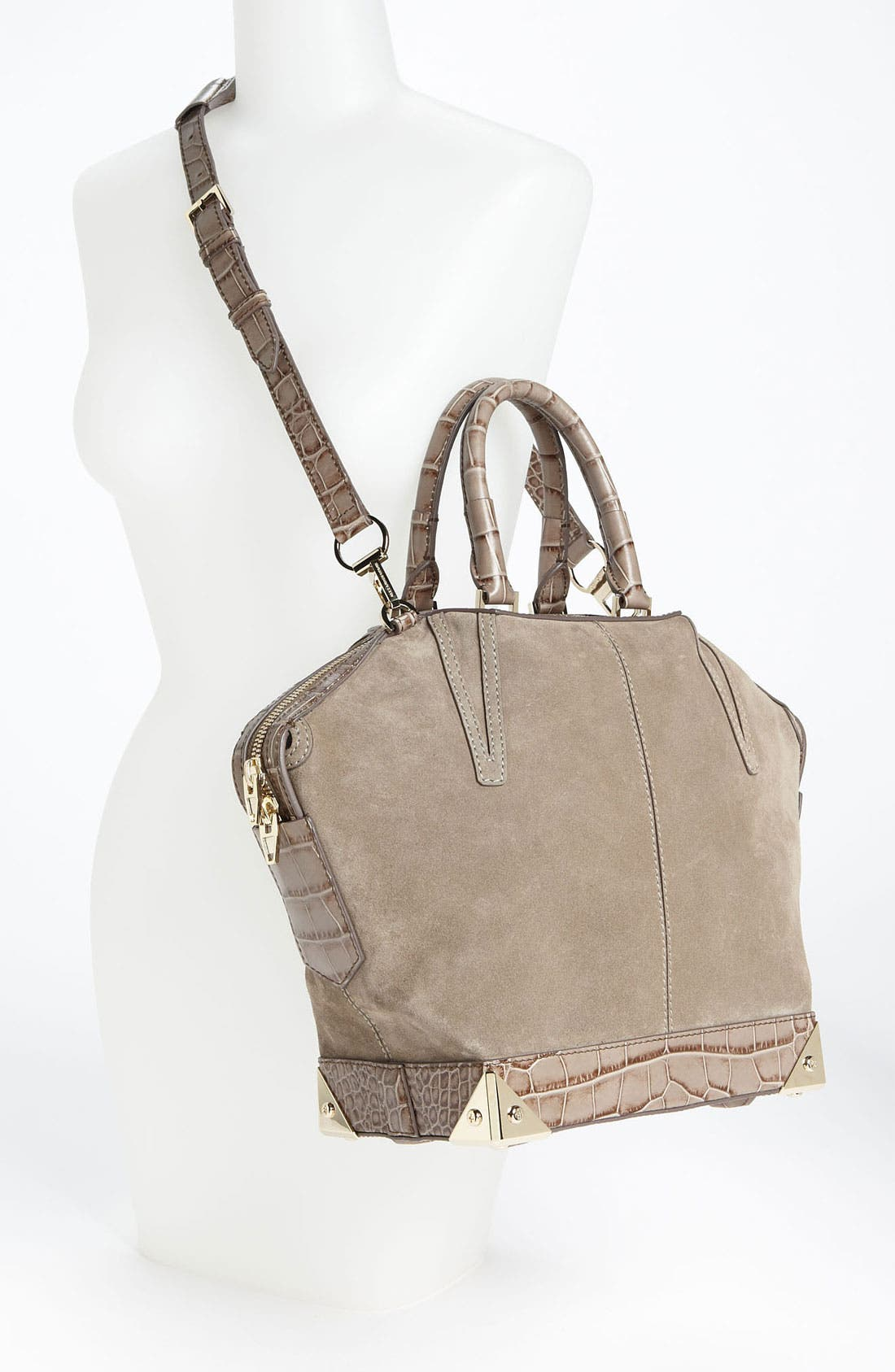 Alternate Image 2  - Alexander Wang 'Emile - Small' Suede Tote