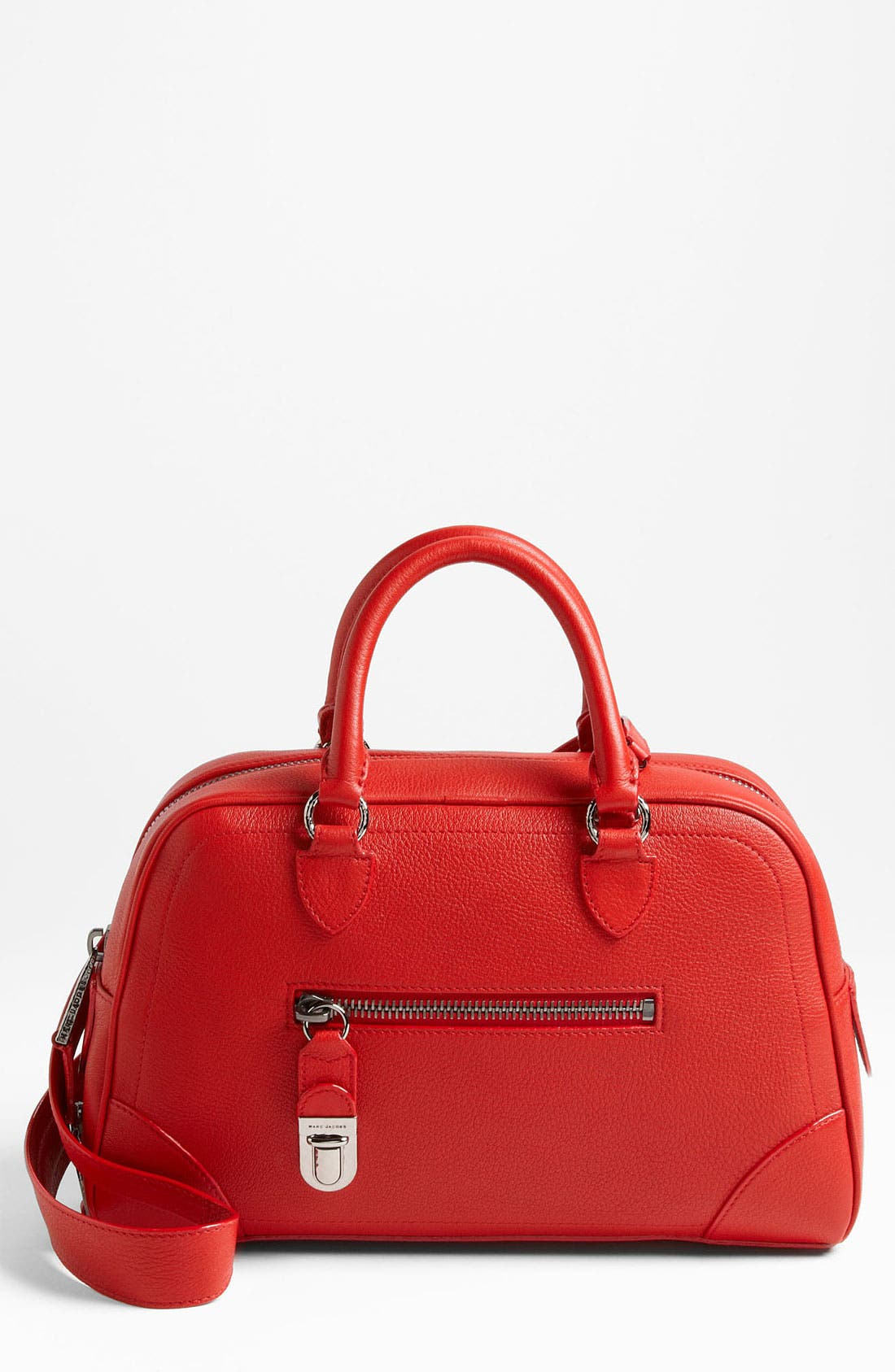 Alternate Image 1 Selected - MARC JACOBS 'Small Venetia' Leather Satchel
