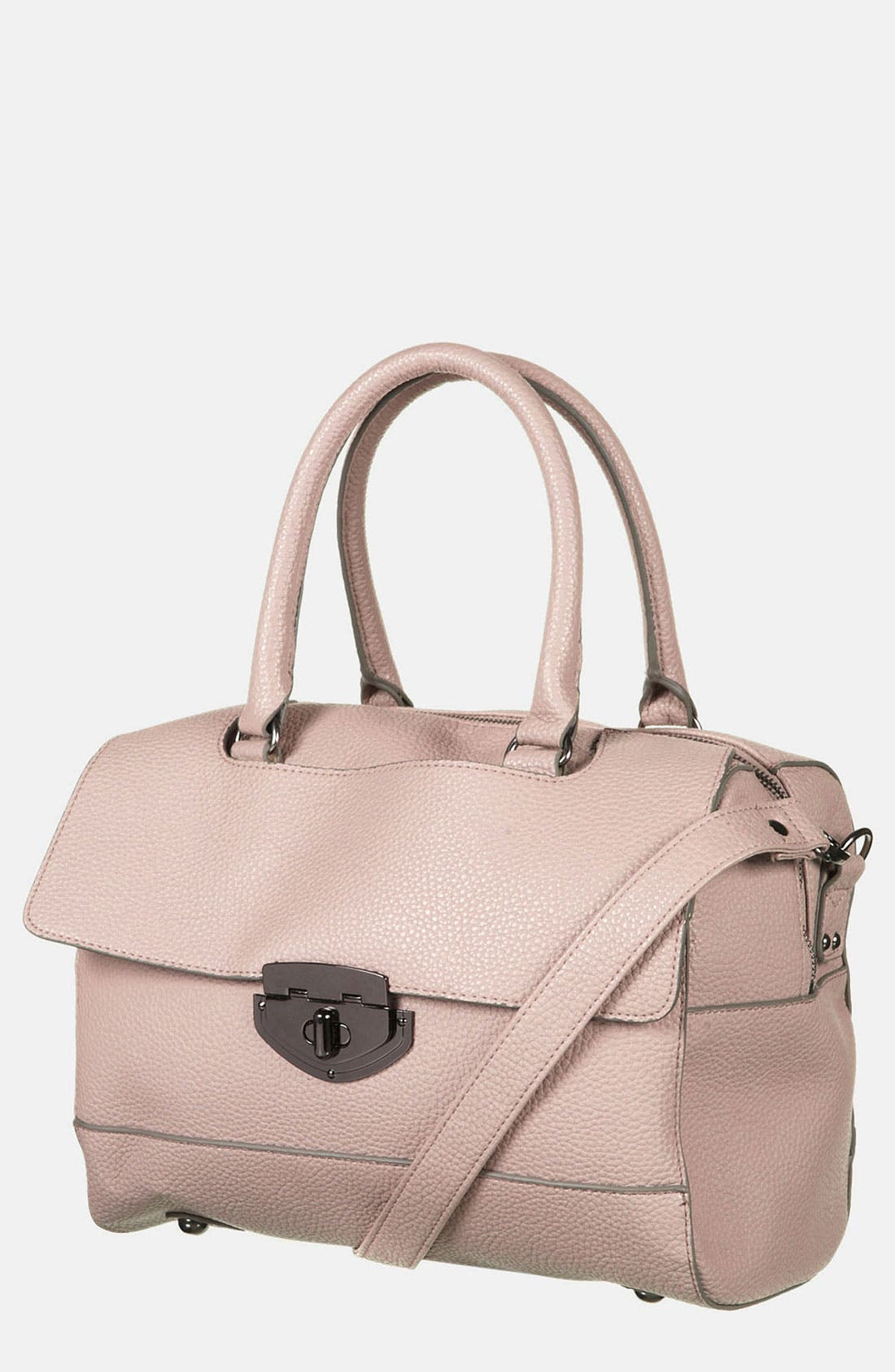Alternate Image 1 Selected - Topshop Satchel