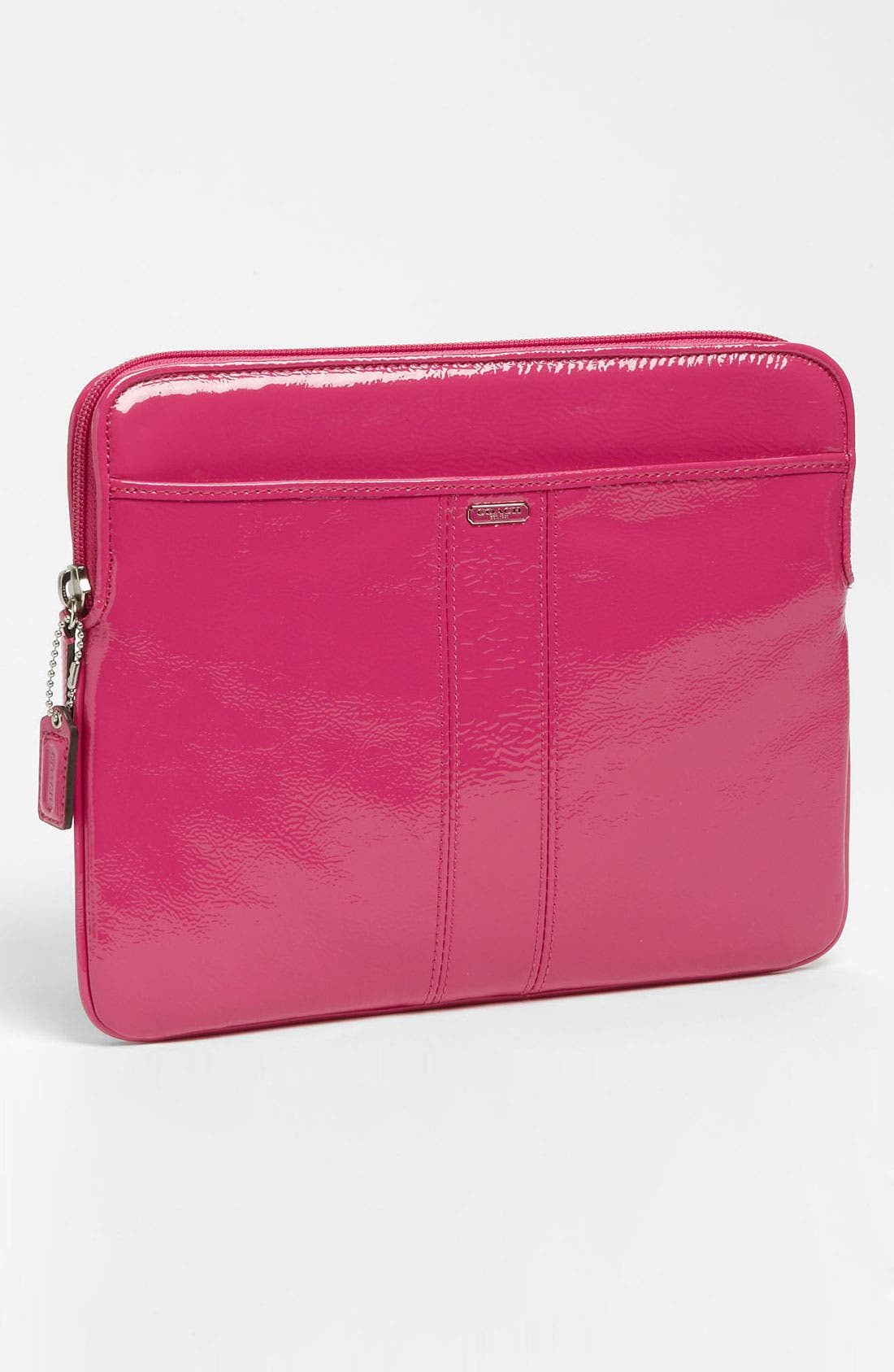 Alternate Image 1 Selected - COACH Leather Universal Tablet Case