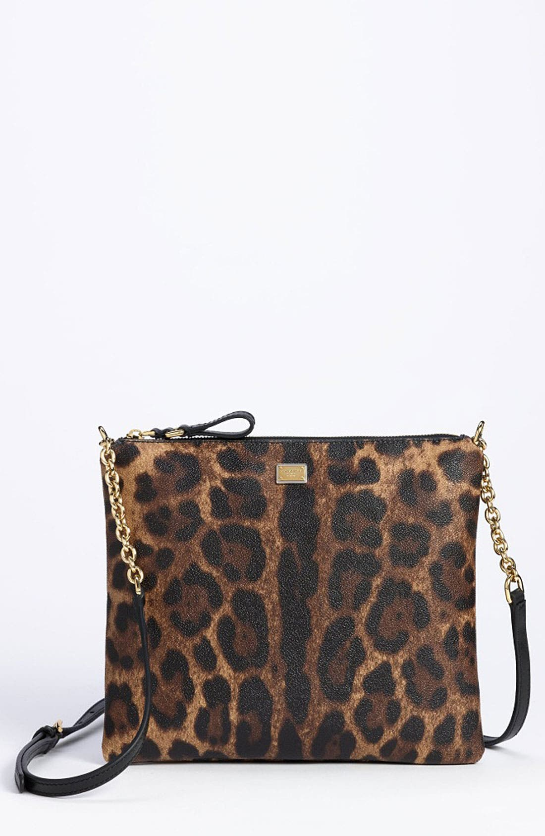 Alternate Image 1 Selected - Dolce&Gabbana 'Miss Cleo' Crossbody Bag