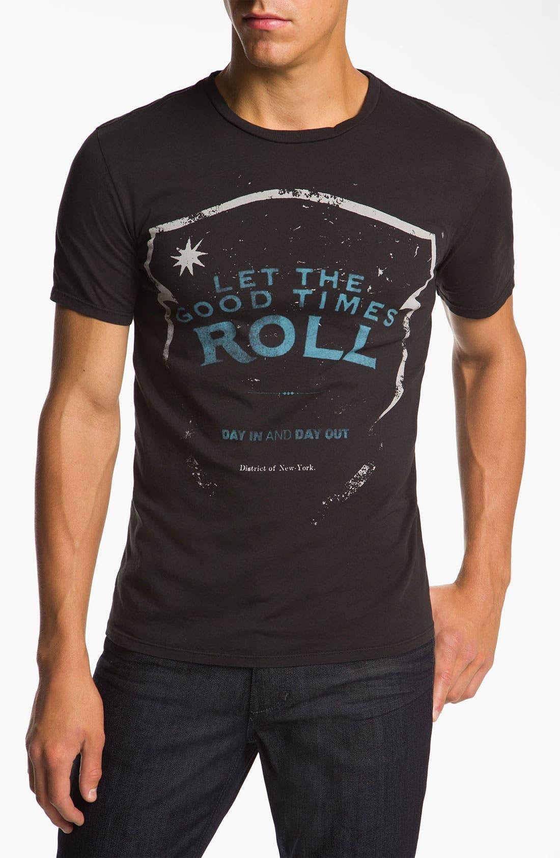 Main Image - Scott Free 'Good Times' T-Shirt