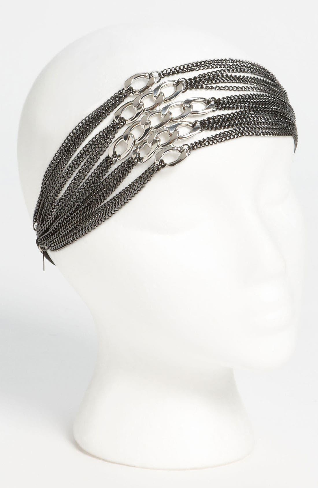 Alternate Image 1 Selected - Tasha 'Trillions of Chains' Head Wrap