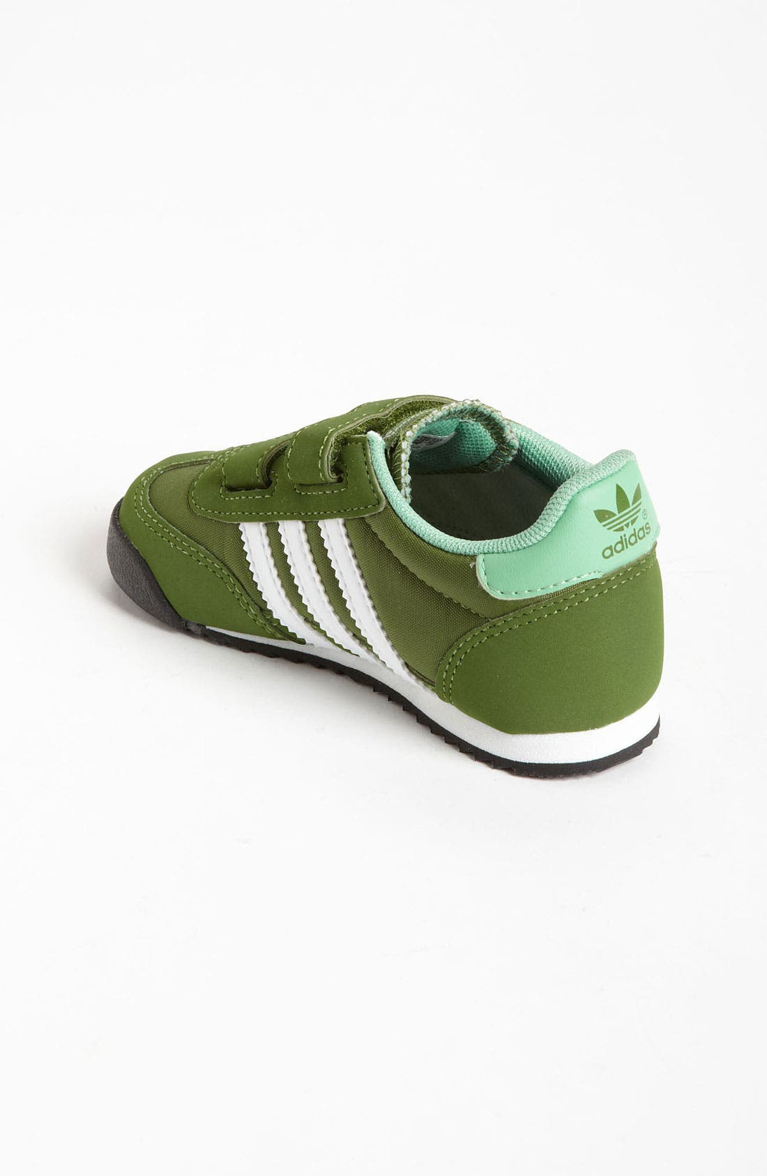 Alternate Image 2  - adidas 'Dragon' Sneaker (Baby, Walker & Toddler)