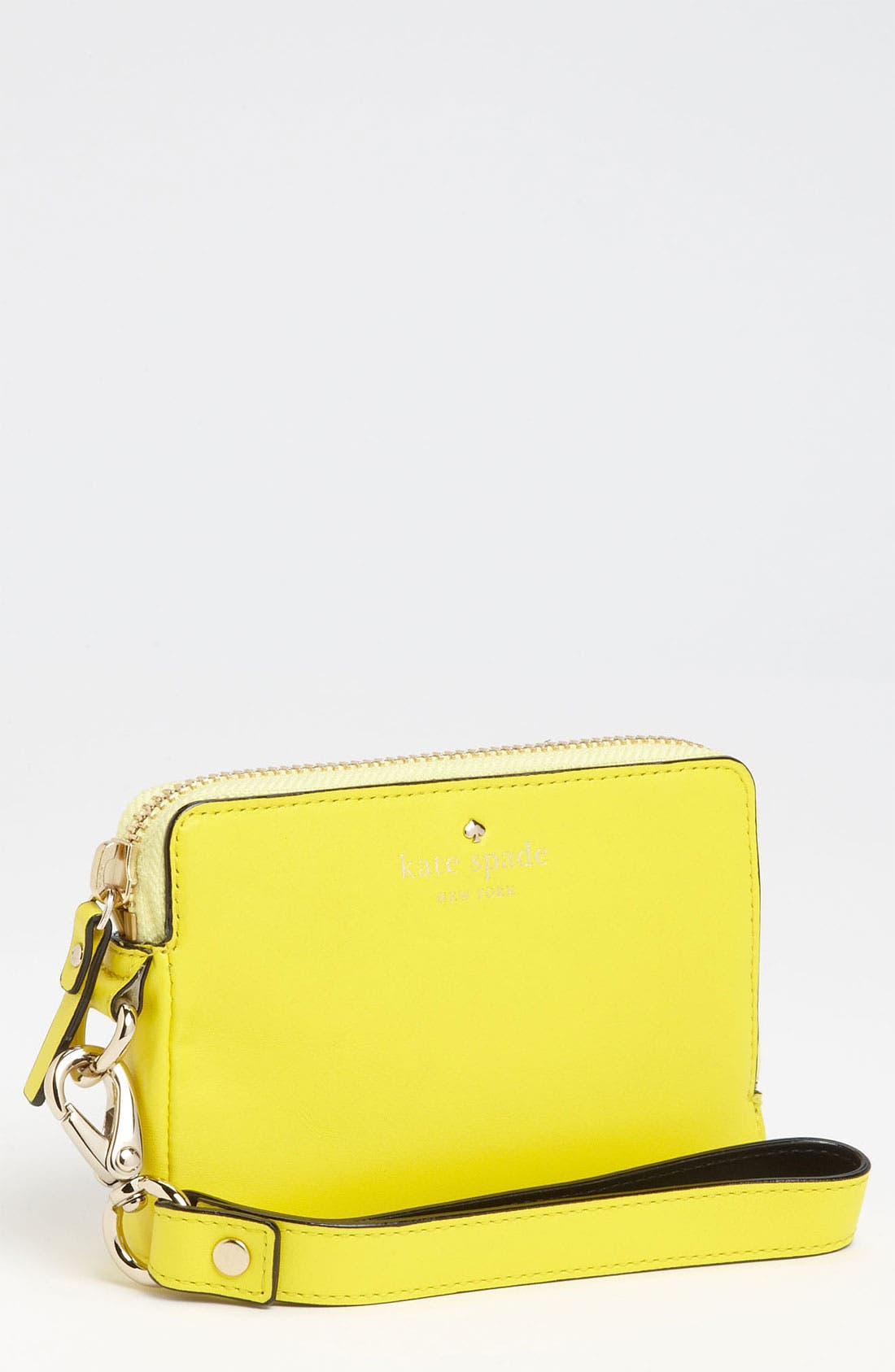 Main Image - kate spade new york 'julia' wristlet