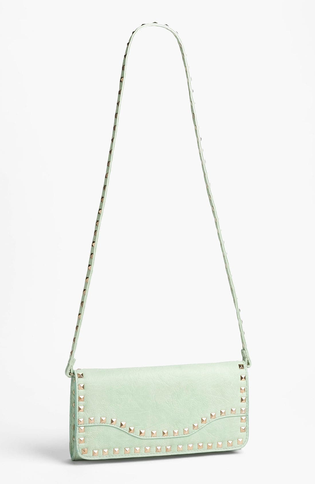 Alternate Image 1 Selected - BP. Studded Convertible Crossbody Bag
