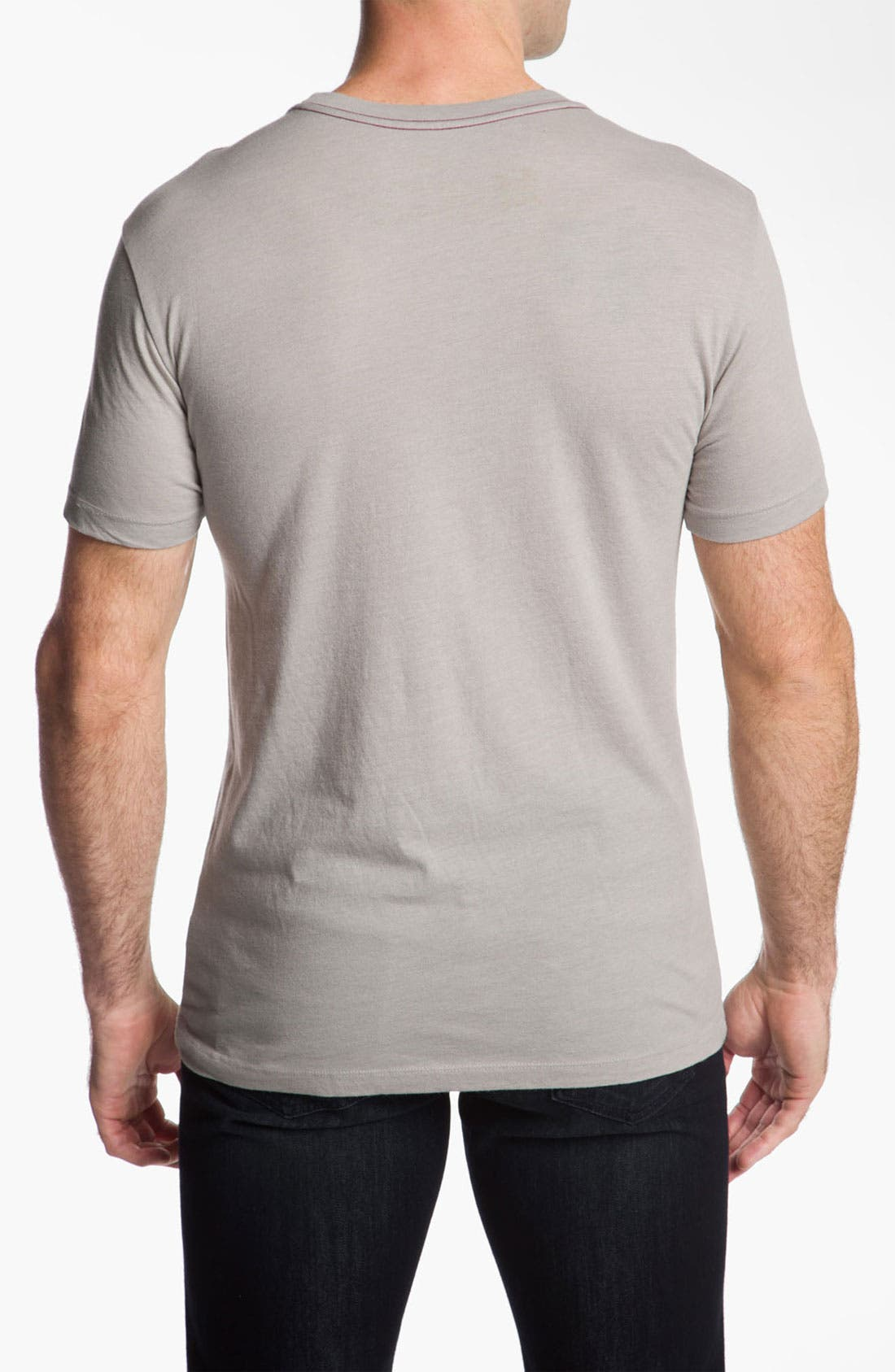 Alternate Image 2  - RVCA 'Livin' Free 2' Vintage Wash T-Shirt