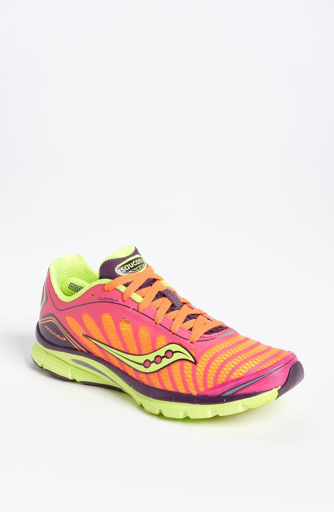 Main Image - Saucony 'ProGrid Kinvara 3' Running Shoe (Women)