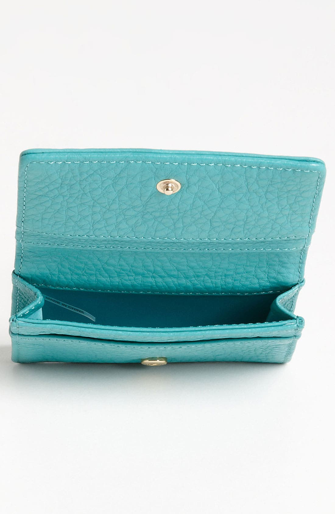 Alternate Image 3  - Tory Burch 'Amanda' Foldable Card Case