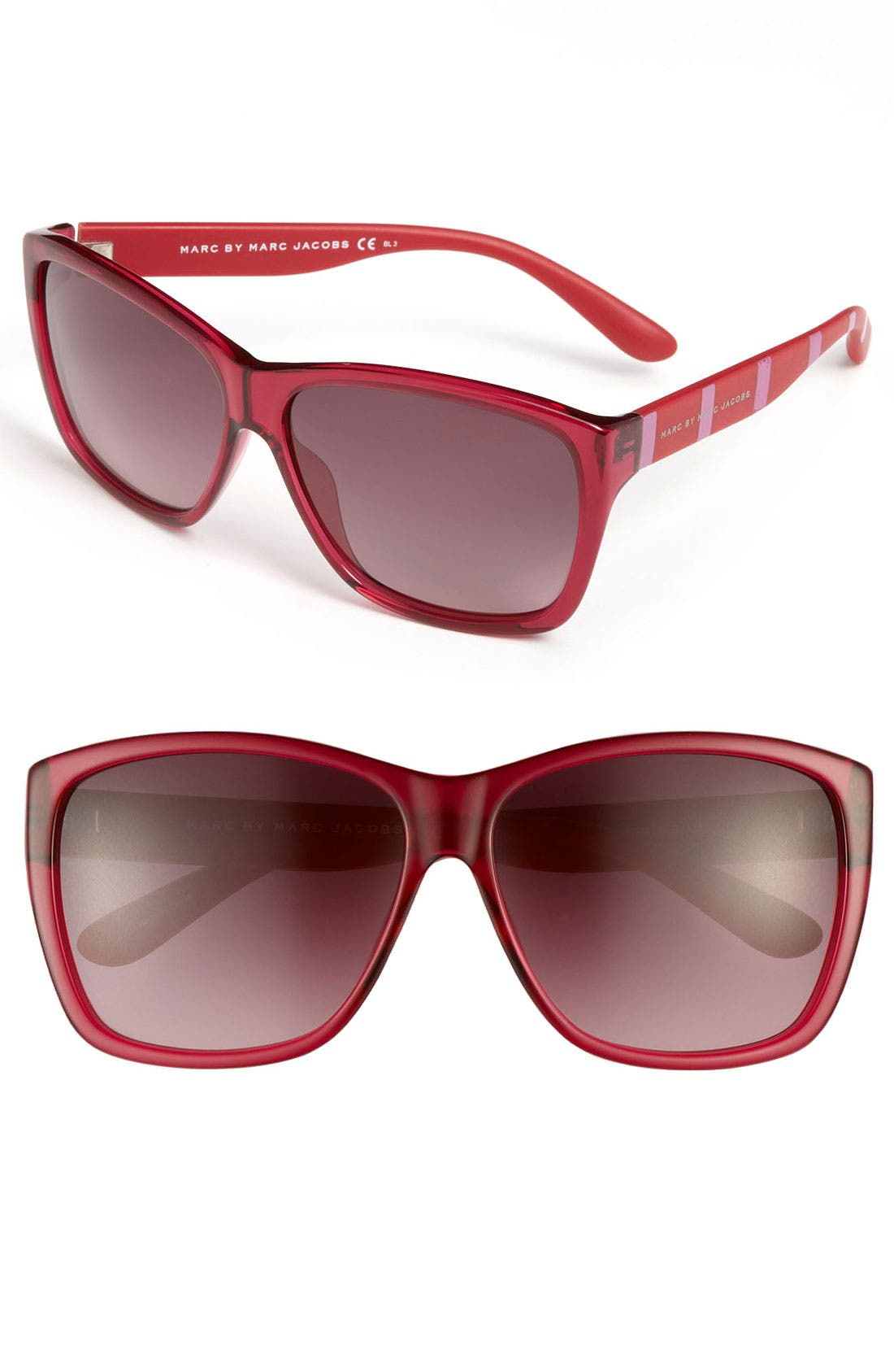 Alternate Image 1 Selected - MARC BY MARC JACOBS 59mm Sunglasses