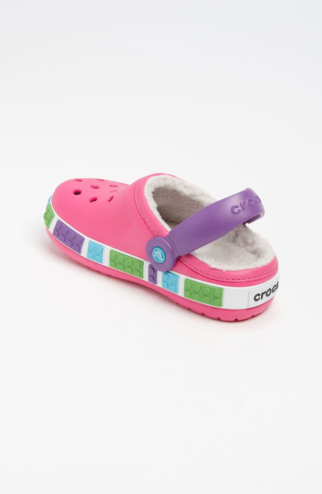 Alternate Image 2  - CROCS™ 'Mammoth - LEGO®' Slip-On (Walker, Toddler & Little Kid)