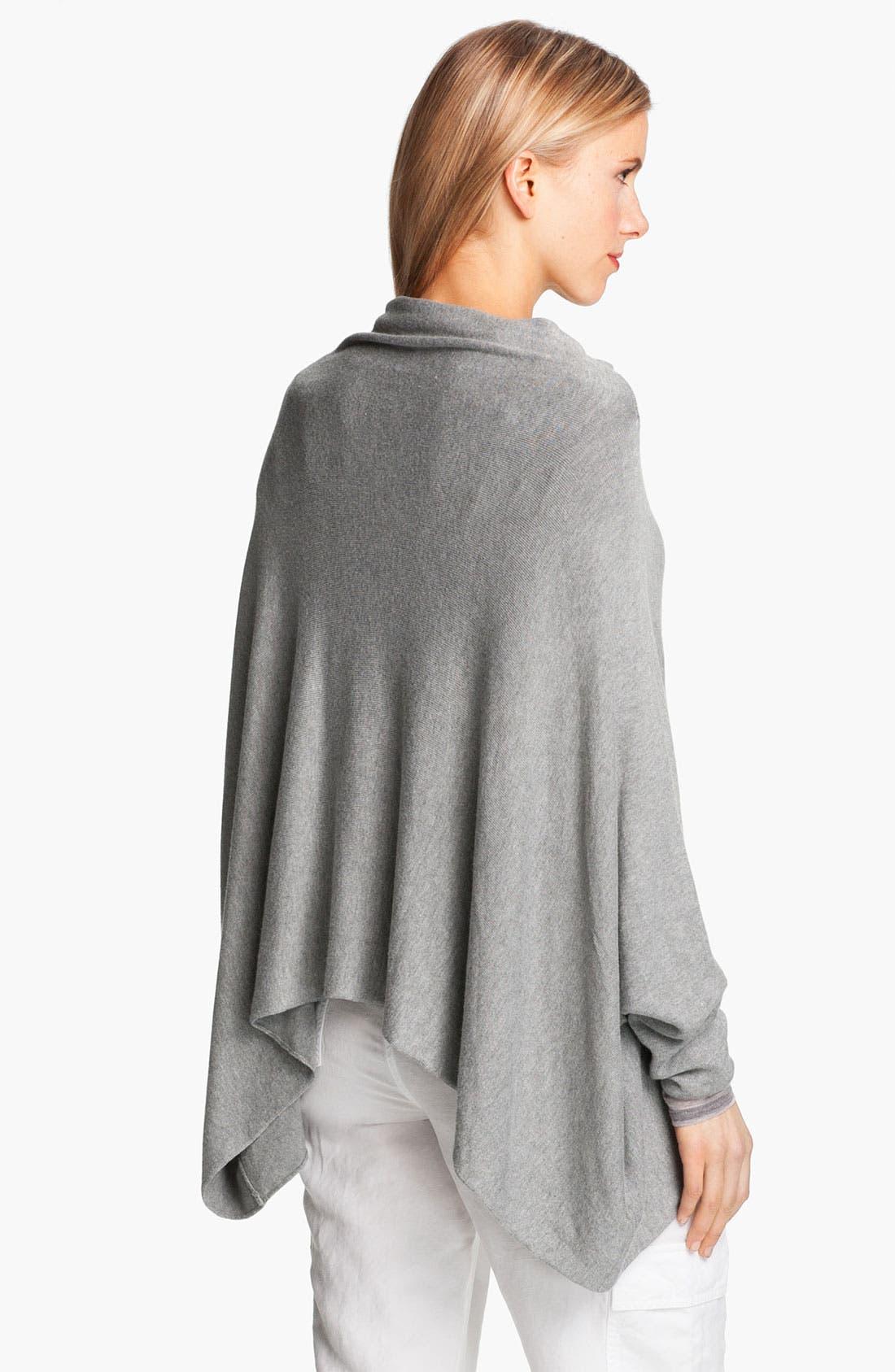 Alternate Image 2  - Eileen Fisher Funnel Neck Sweater