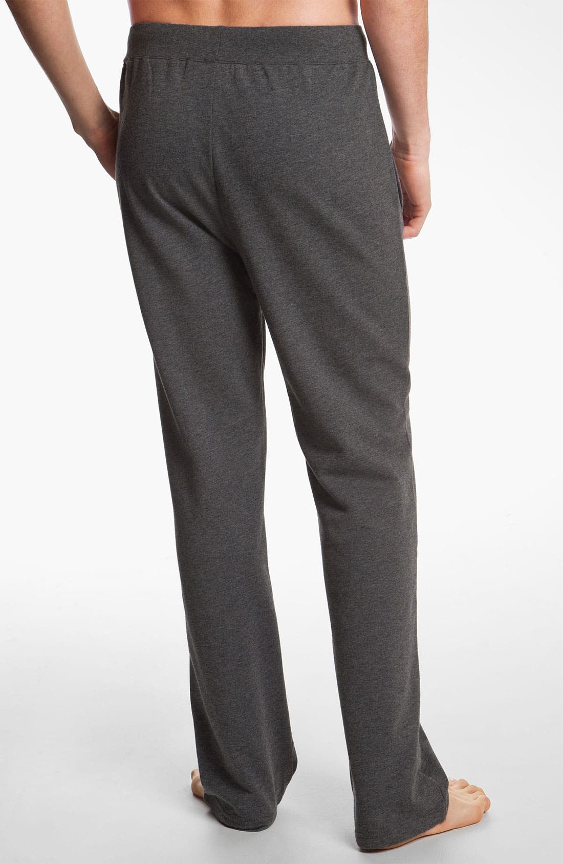 Alternate Image 2  - BOSS Black Lounge Pants (Online Only)