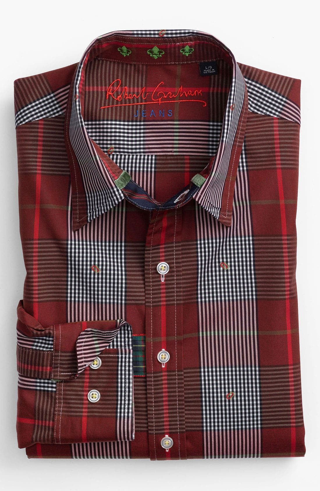 Alternate Image 2  - Robert Graham 'Leoni' Sport Shirt
