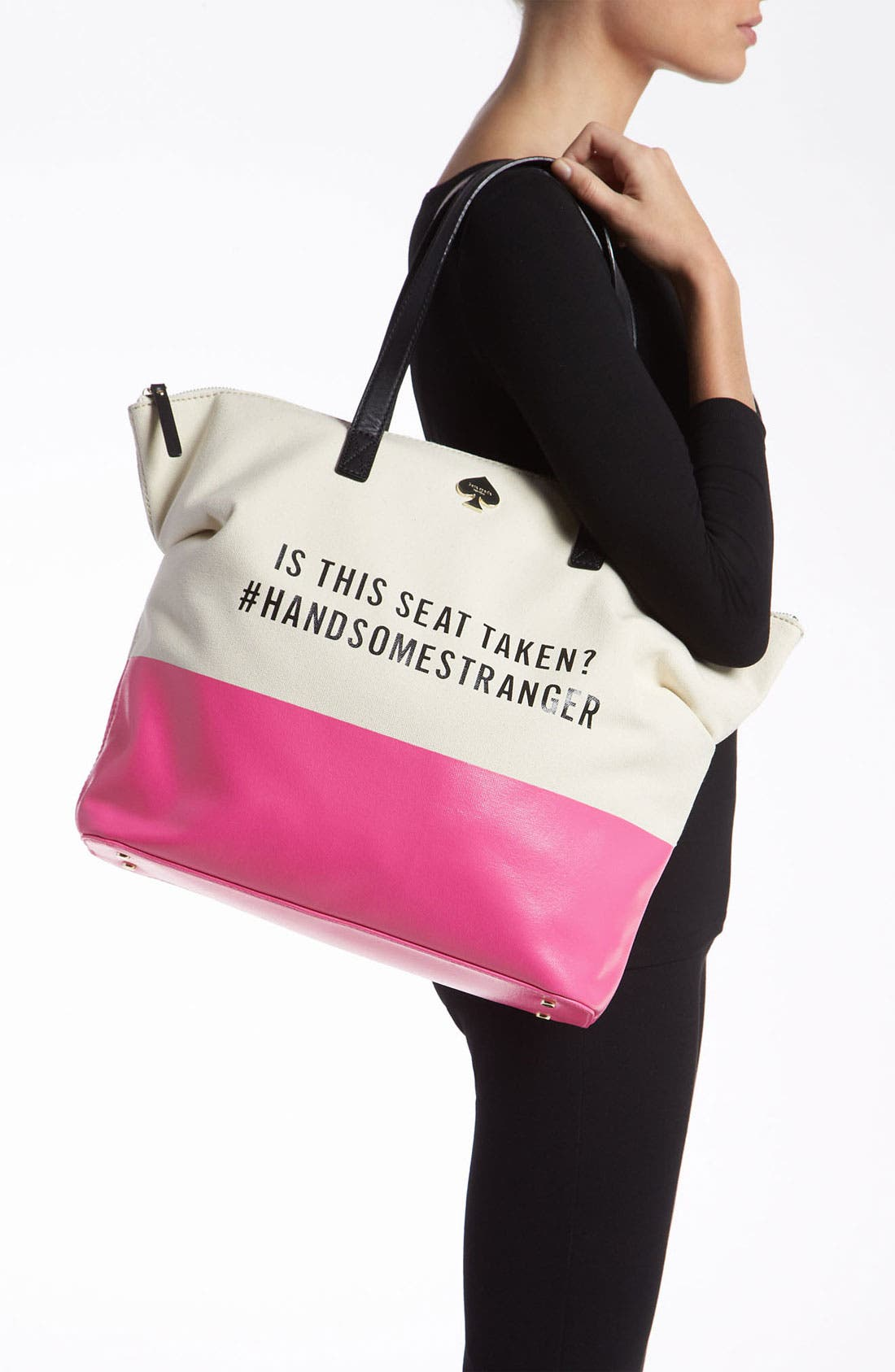 Alternate Image 2  - kate spade new york 'call to action - terry' tote
