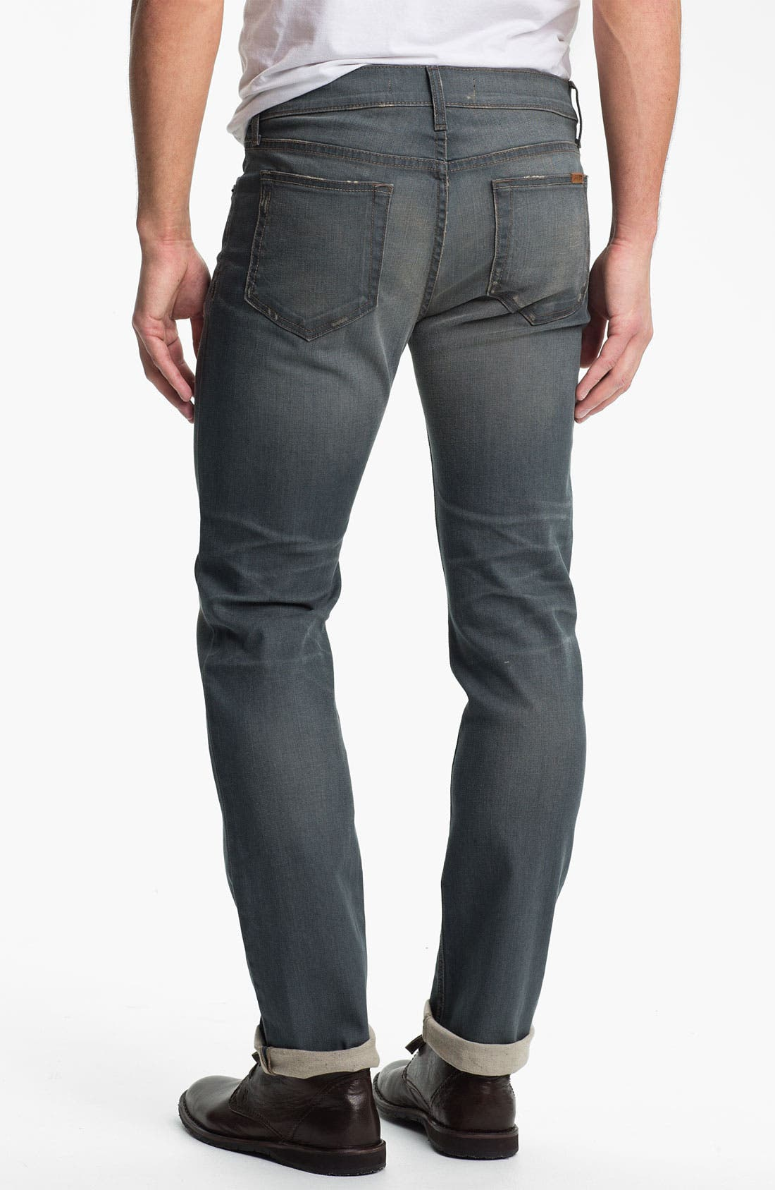 Alternate Image 1 Selected - Joe's 'Brixton' Slim Straight Leg Jeans (Ewan)