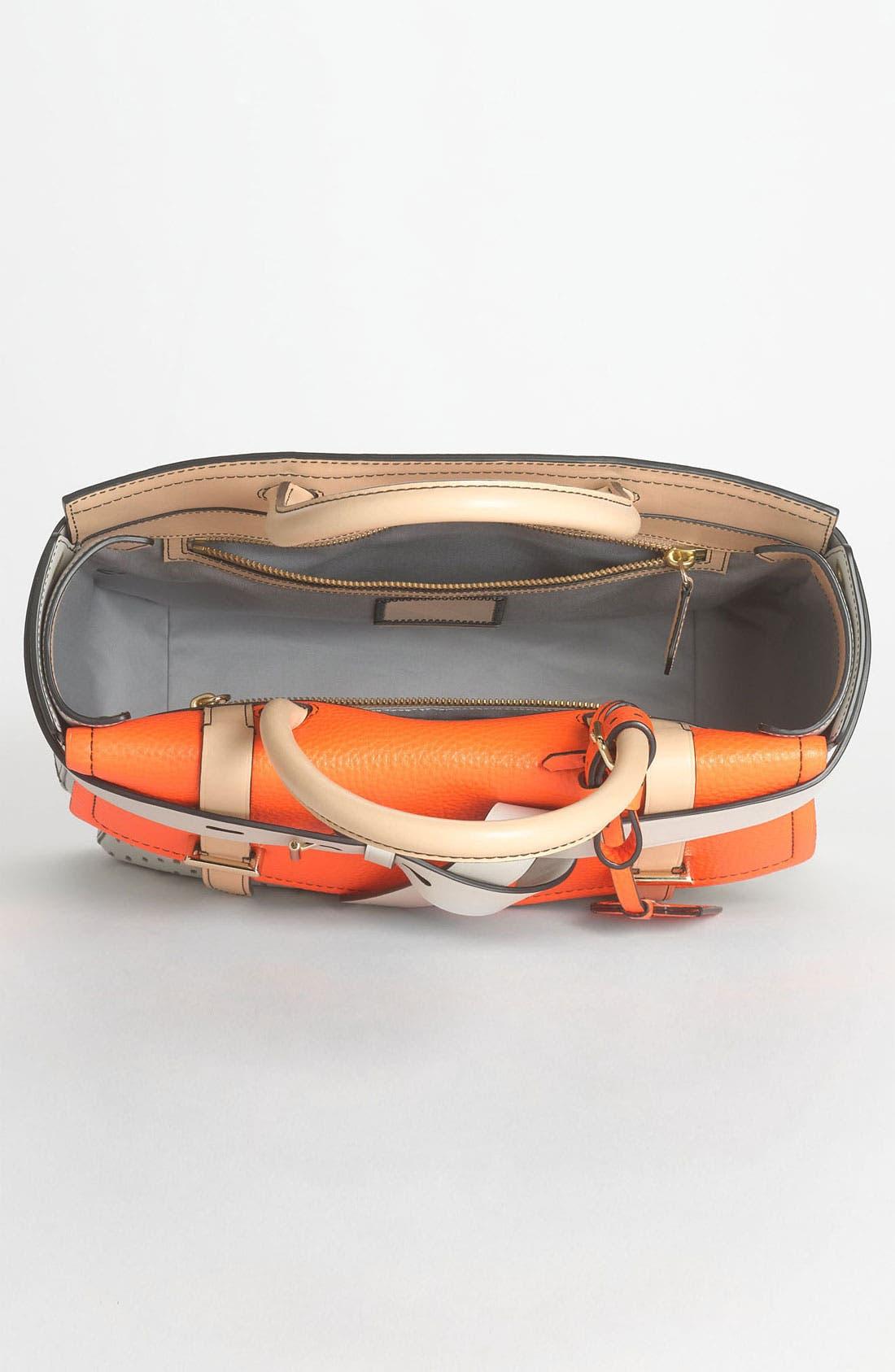 Alternate Image 3  - Reed Krakoff 'Boxer' Perforated Leather Satchel