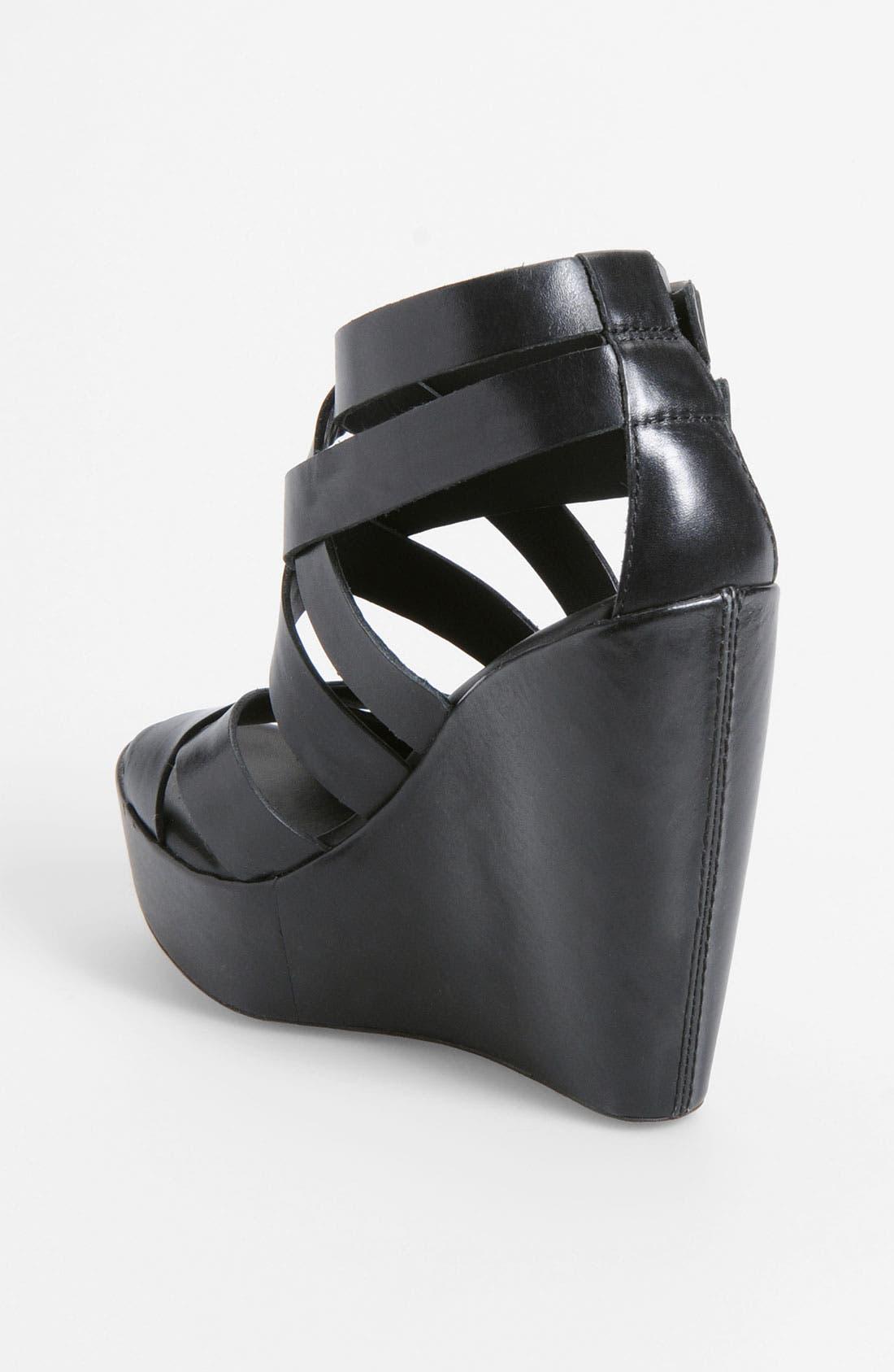 Alternate Image 2  - Kork-Ease 'Hailey' Wedge Sandal
