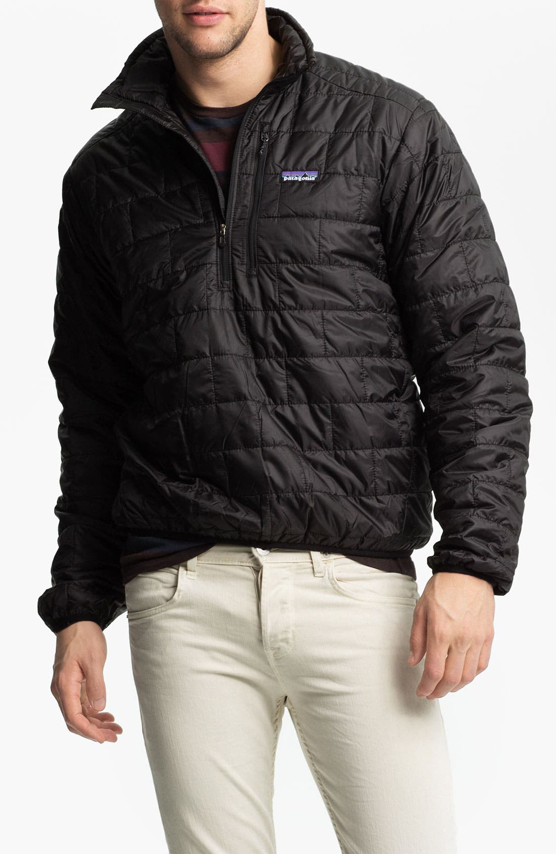 Alternate Image 1 Selected - Patagonia 'Nano Puff®' Pullover Jacket