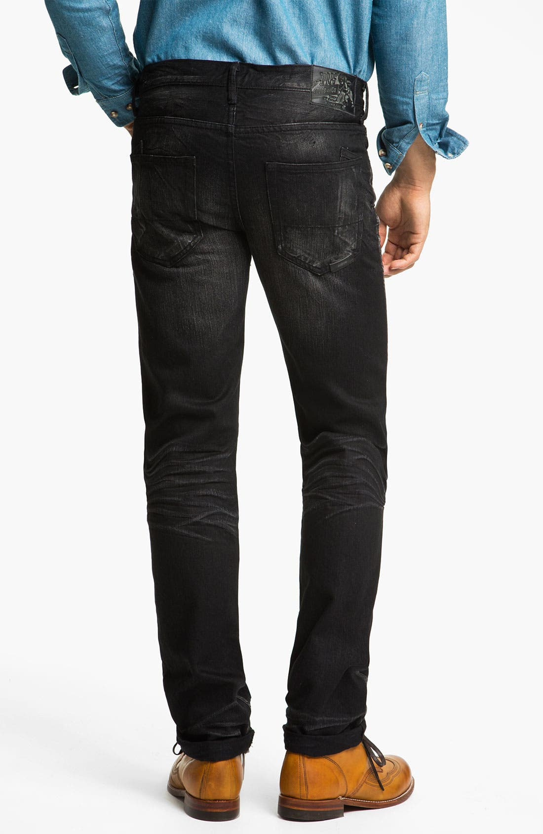 Alternate Image 1 Selected - PRPS 'Rambler' Slim Fit Jeans (Junko's Summit)