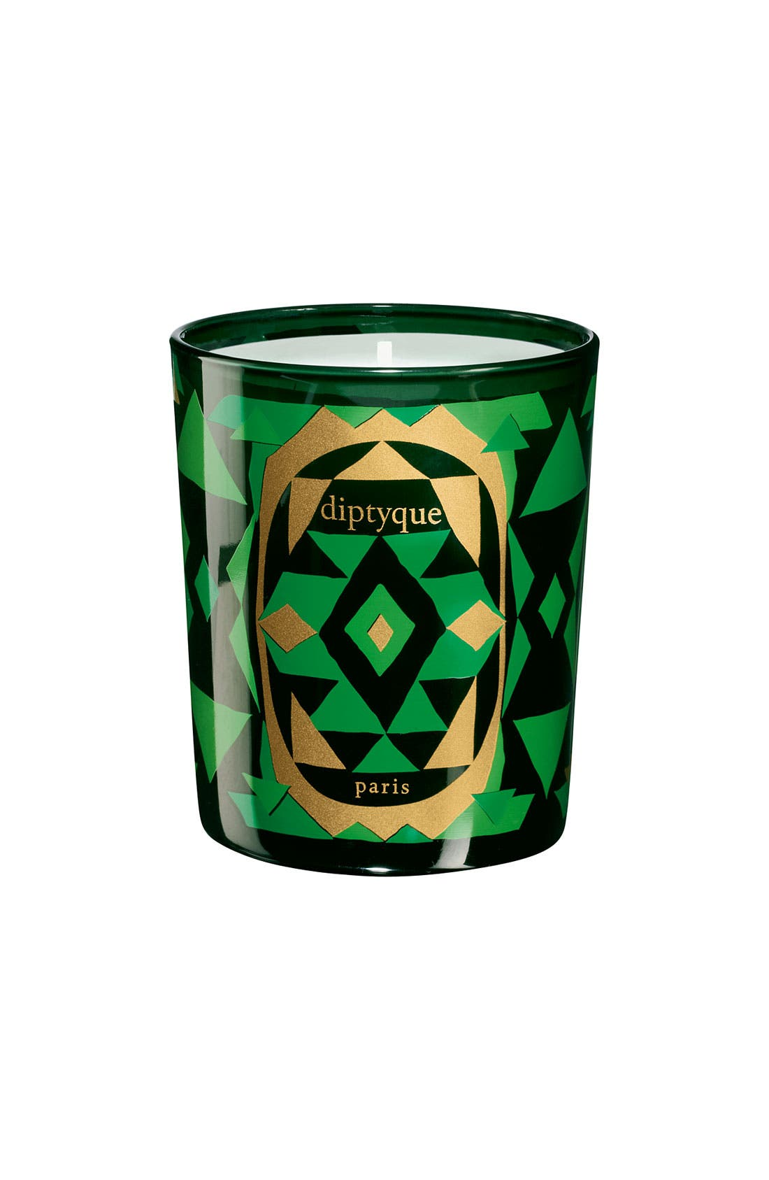 Alternate Image 1 Selected - diptyque 'Sapin Doré' Mini Holiday Candle