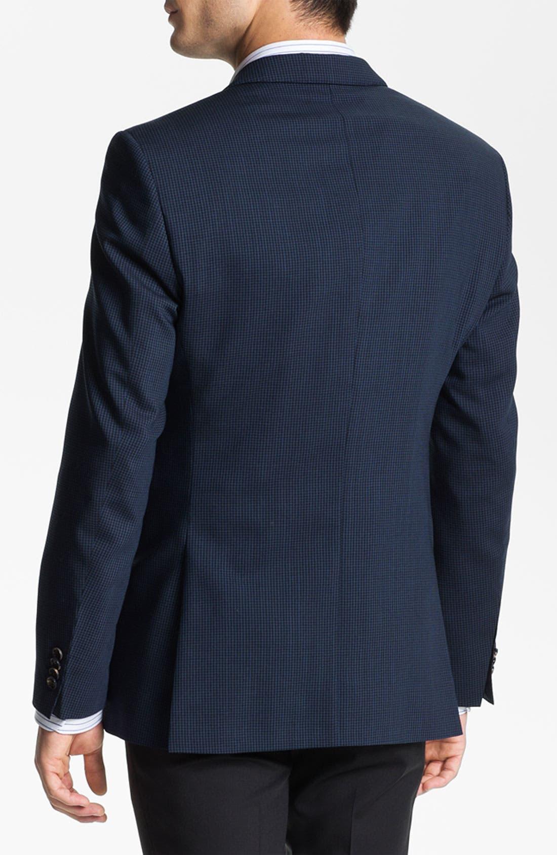 Alternate Image 2  - BOSS Black 'James' Trim Fit Blazer