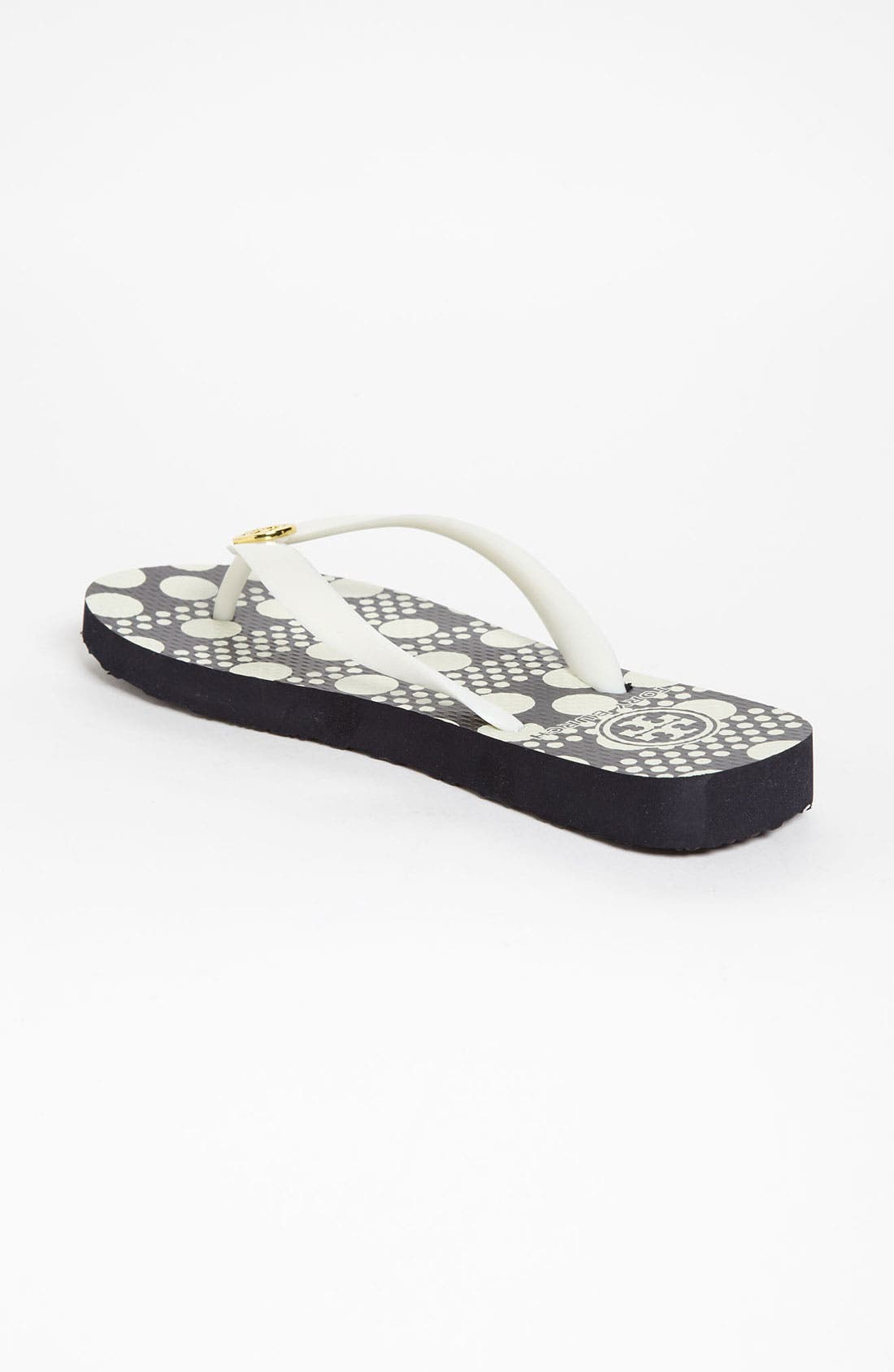 Alternate Image 2  - Tory Burch Enamel Logo Flip Flop