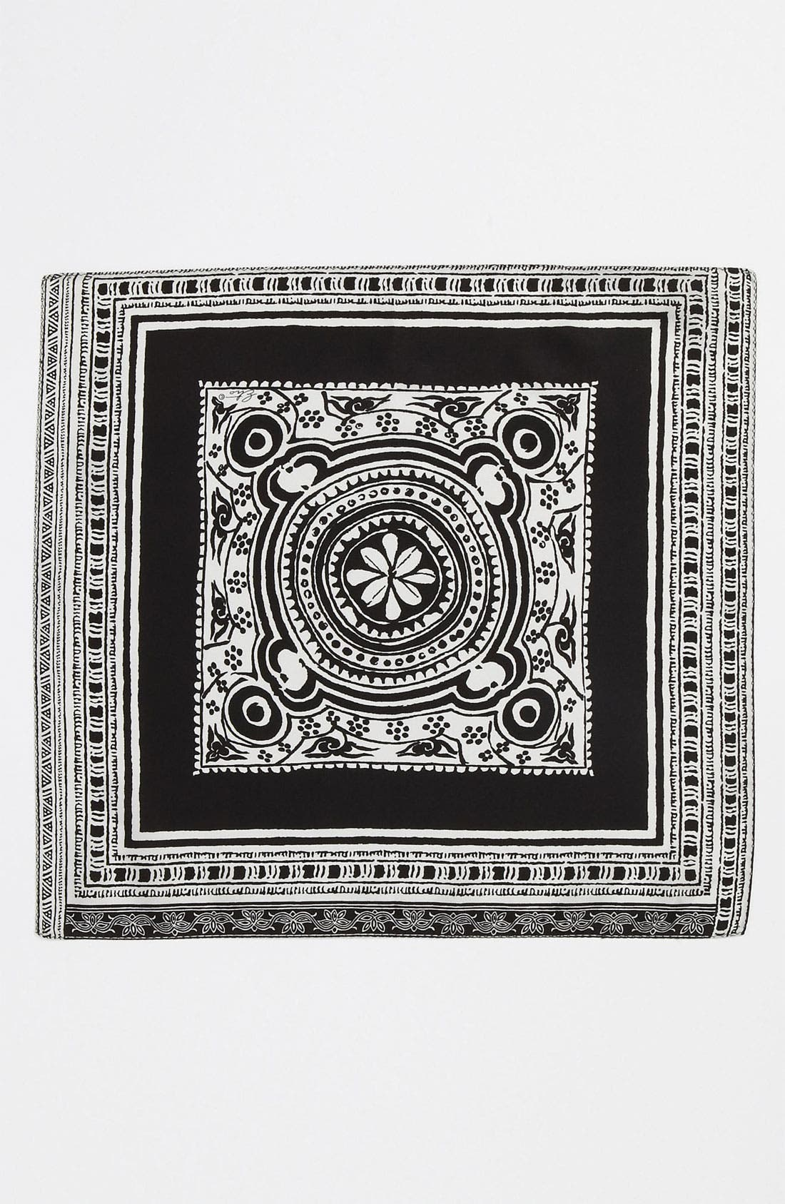 Alternate Image 2  - Etro Silk Pocket Square