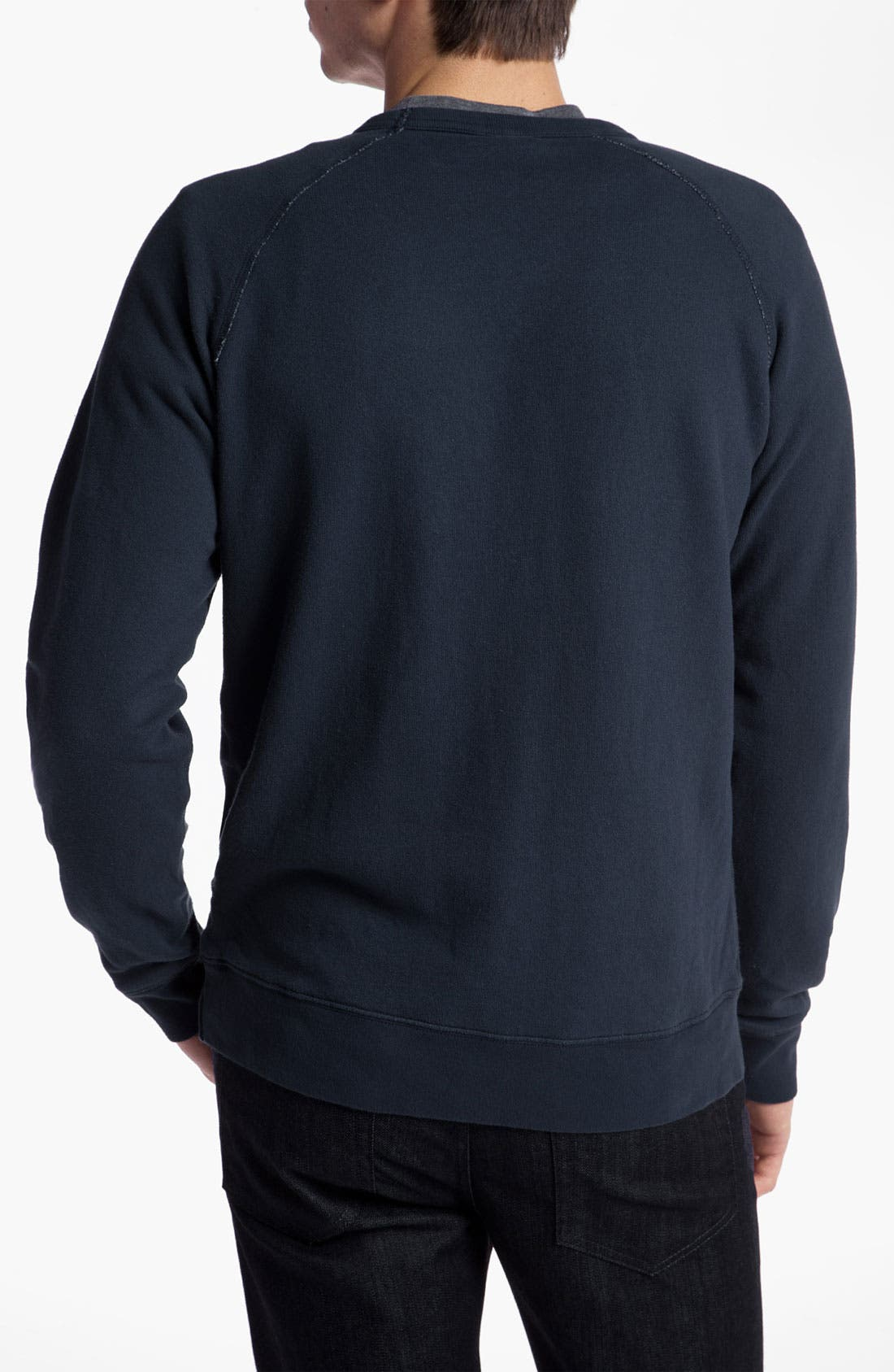 Alternate Image 2  - Junk Food 'Chicago Bears' Sweatshirt