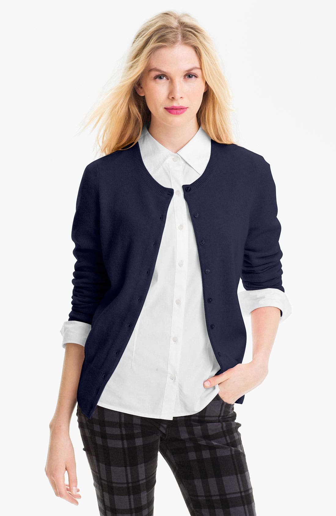 Main Image - Only Mine Cashmere Cardigan