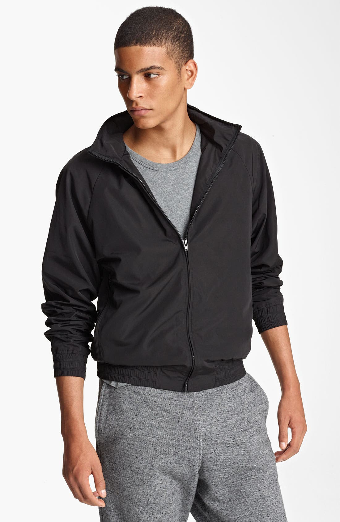 Alternate Image 1 Selected - T by Alexander Wang Windbreaker Jacket