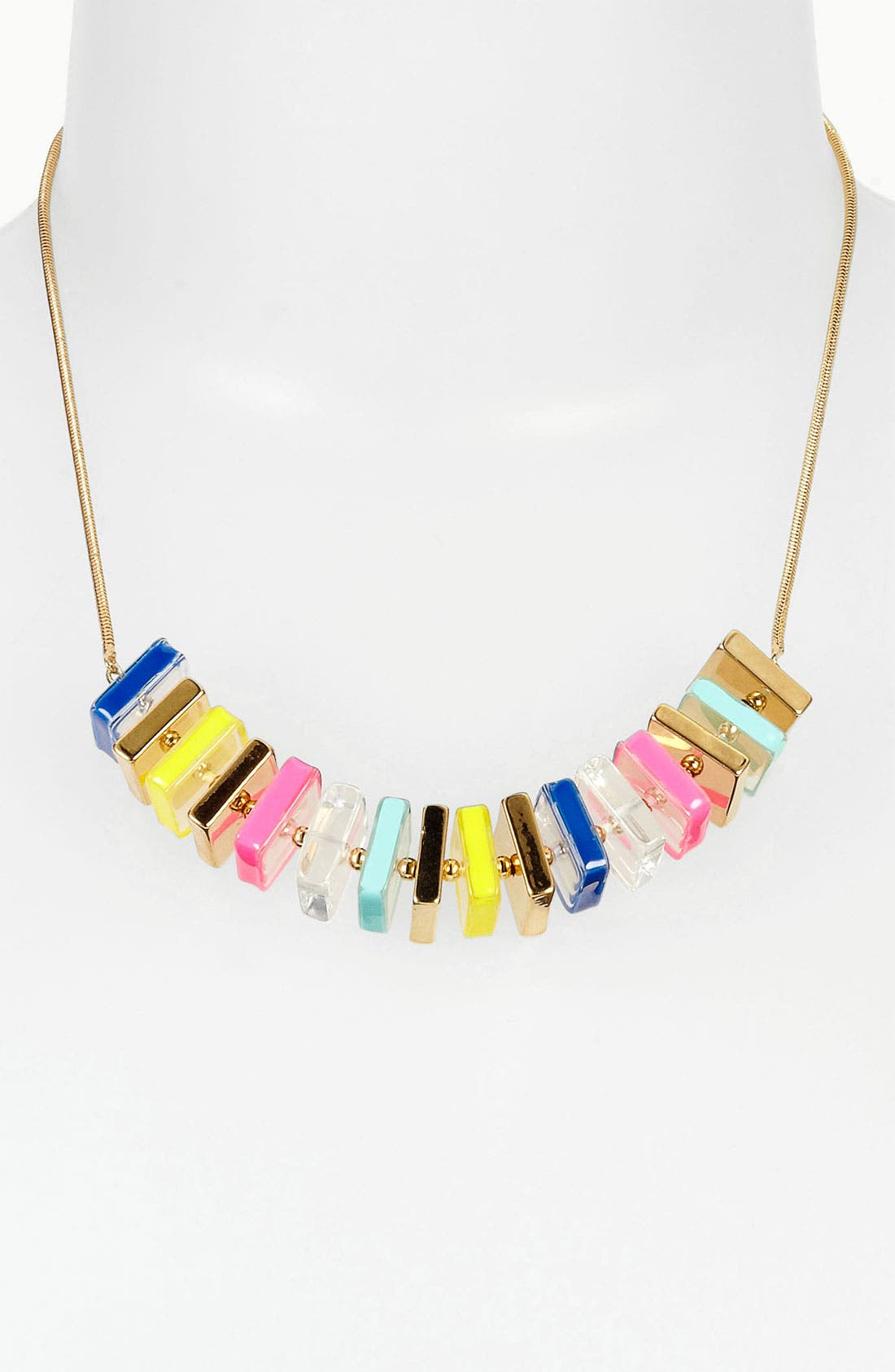 Alternate Image 1 Selected - kate spade new york 'flats' frontal necklace